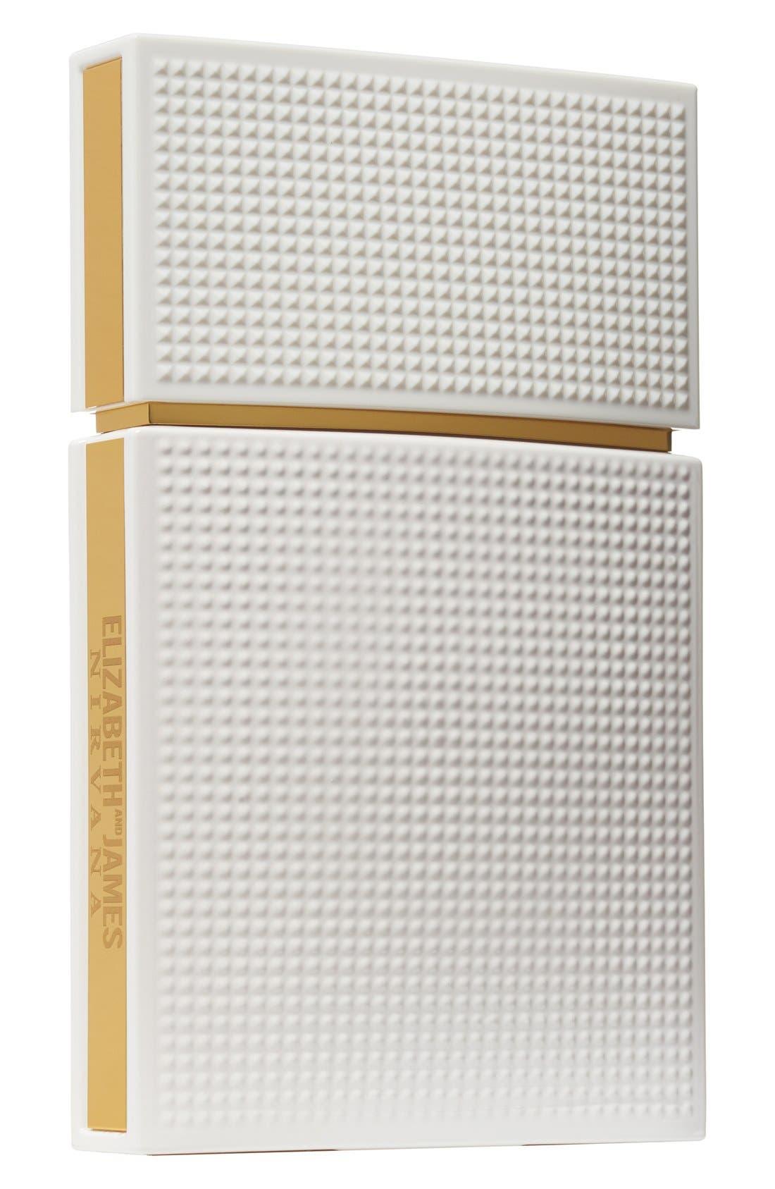 White Eau de Parfum,                             Alternate thumbnail 4, color,                             000