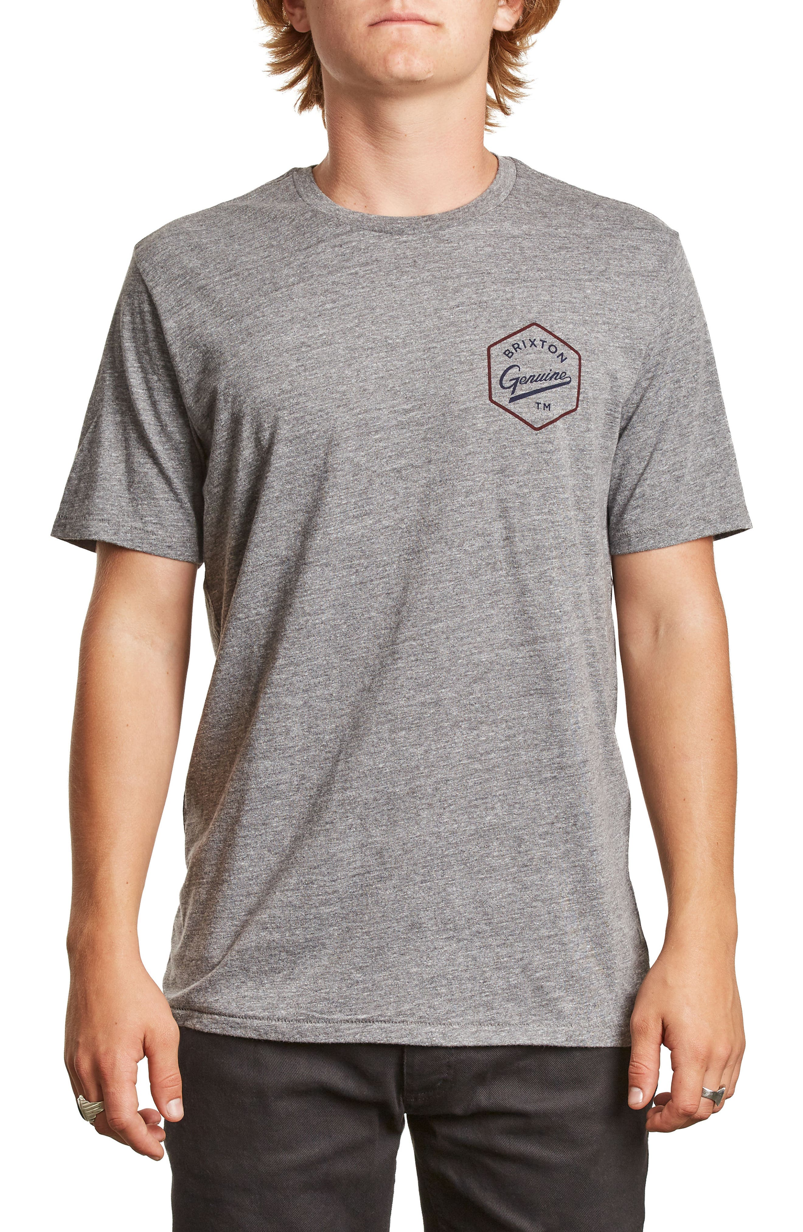 Yates Premium T-Shirt,                             Main thumbnail 1, color,