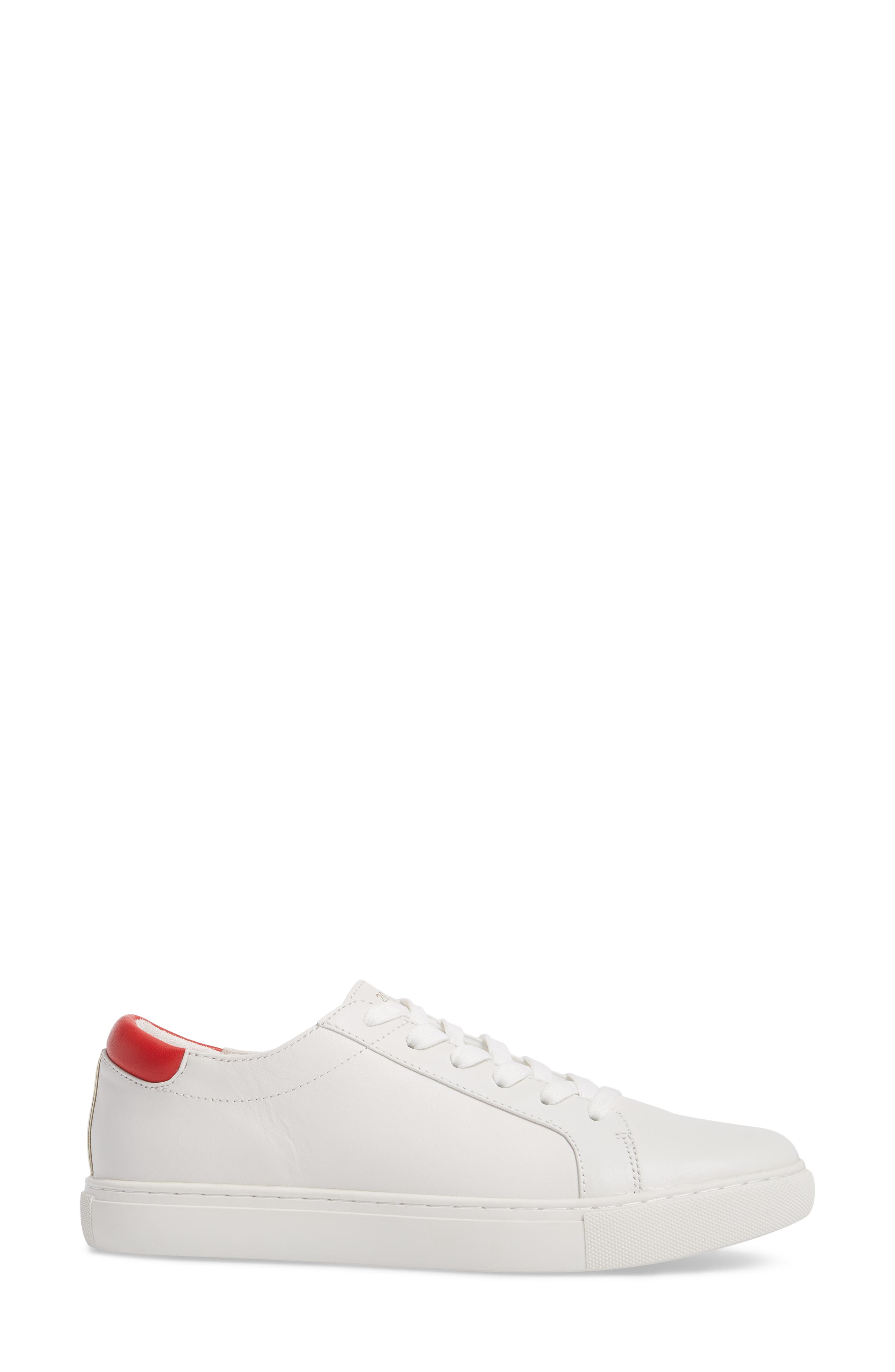 Cam Low Top Sneaker,                             Alternate thumbnail 6, color,