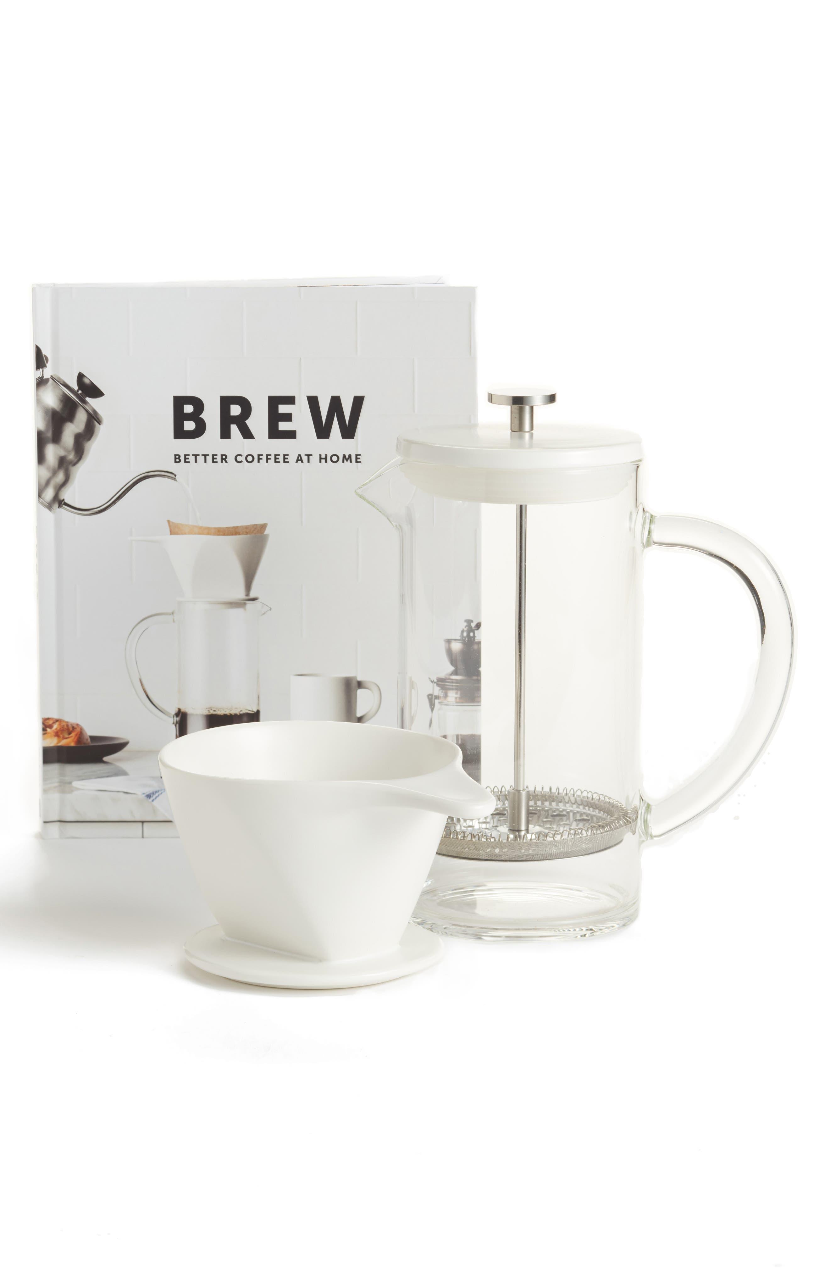 W&P DESIGN Brew Set,                             Alternate thumbnail 3, color,                             960