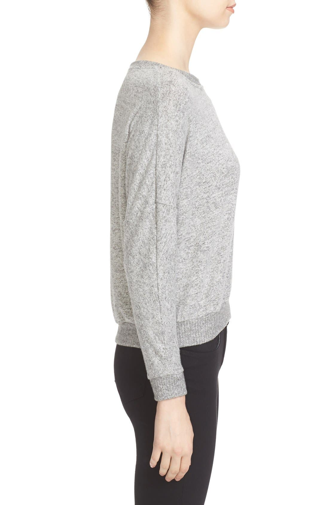 Soft Joie Giardia Drop Shoulder Sweater,                             Alternate thumbnail 8, color,                             099