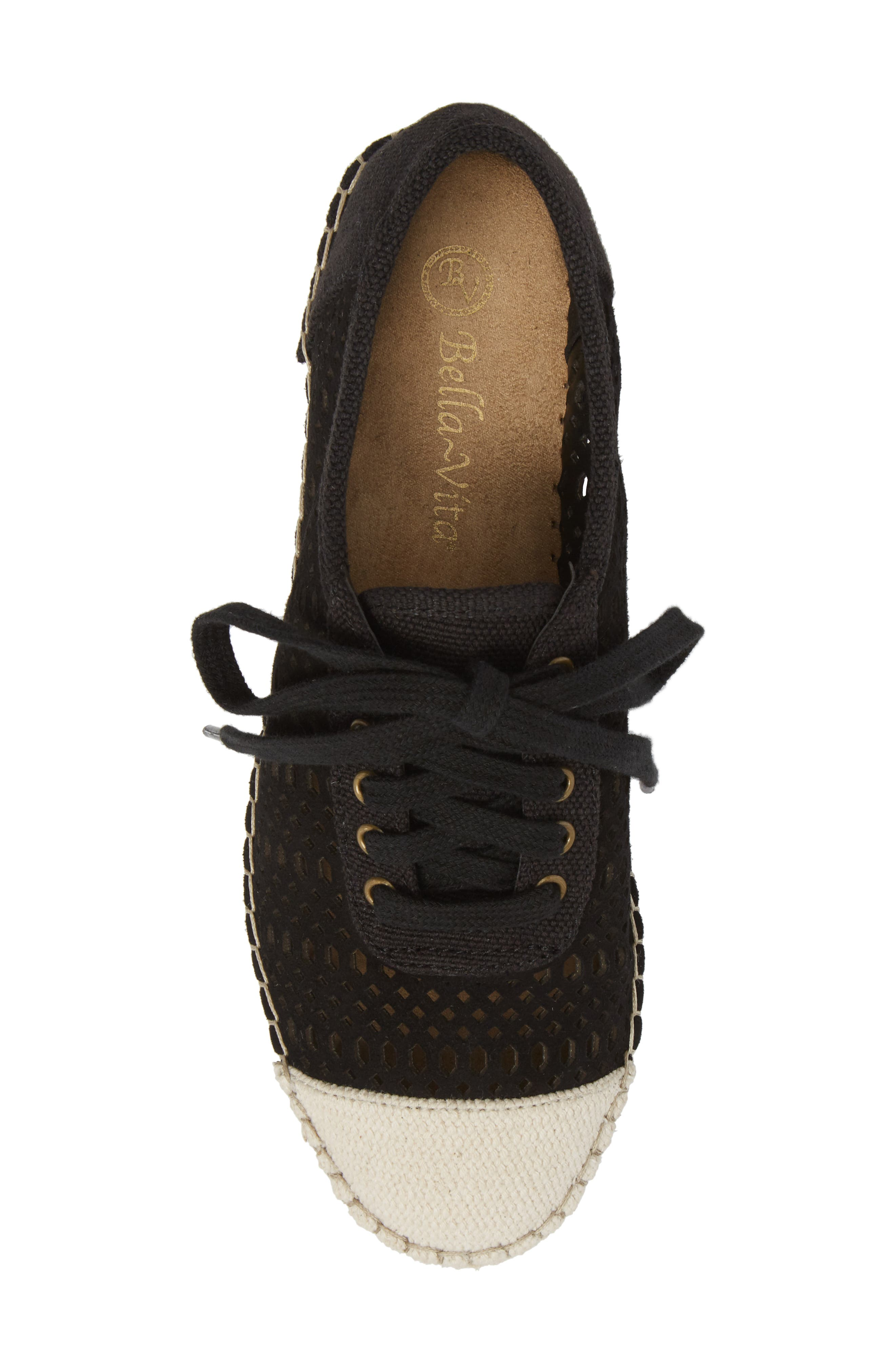 Clementine Espadrille Sneaker,                             Alternate thumbnail 5, color,                             018