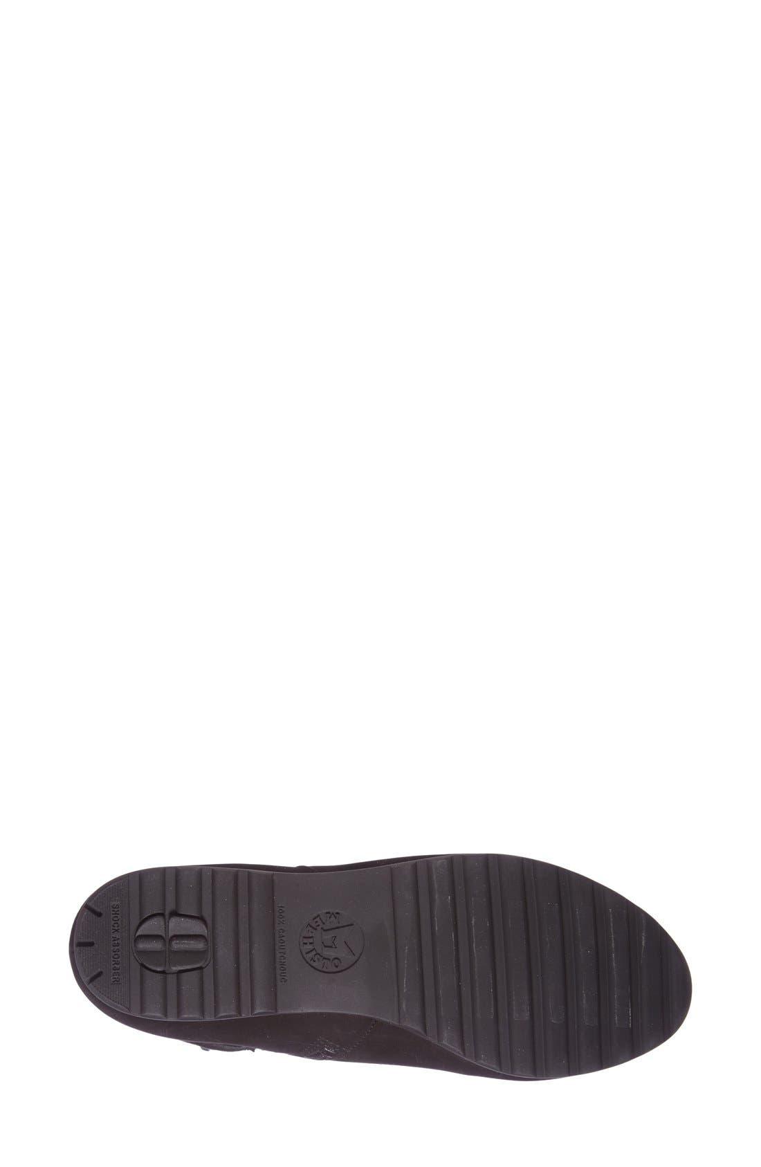 'Azzura' Boot,                             Alternate thumbnail 4, color,                             012