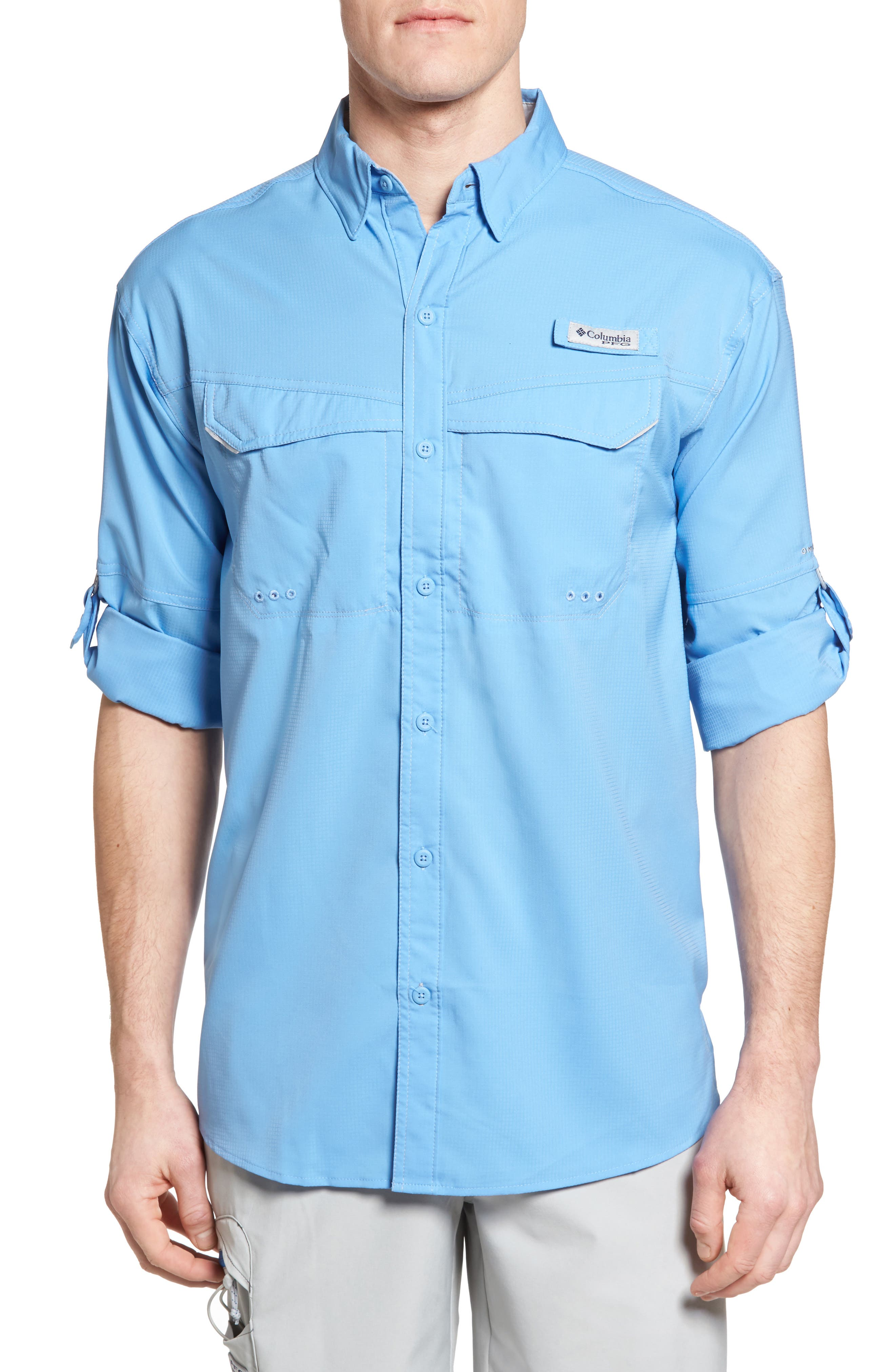 Low Drag Offshore Woven Shirt,                             Main thumbnail 9, color,