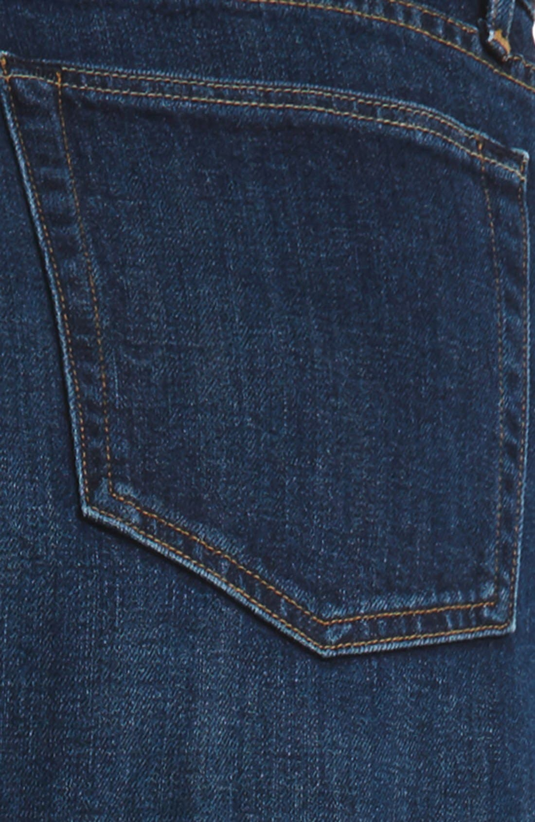 Brit Straight Leg Jeans,                             Alternate thumbnail 3, color,                             404