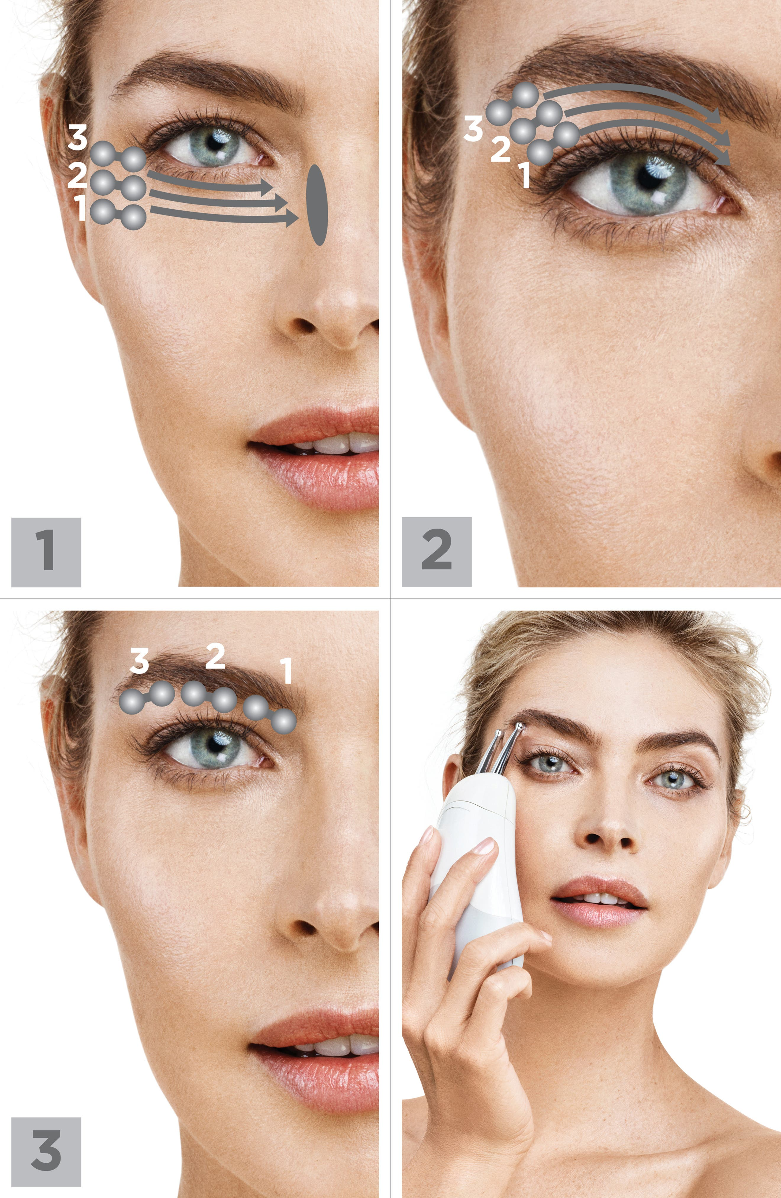 Trinity<sup>®</sup> Facial Trainer Kit + Trinity Eye & Lip Enhancer Attachment,                             Alternate thumbnail 2, color,                             NO COLOR