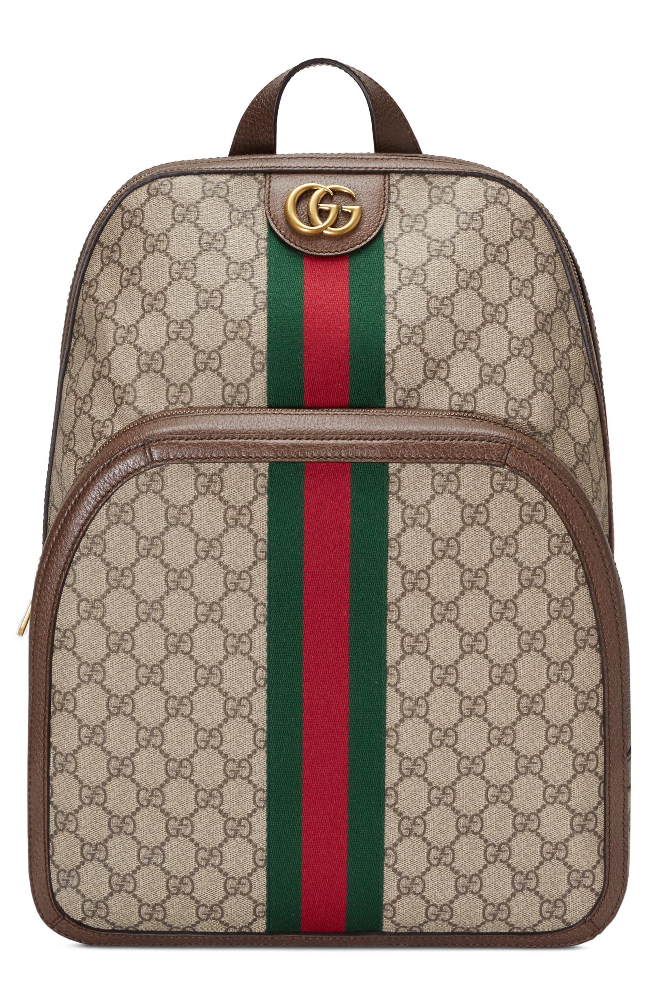edd0ca5d023b Gucci Ophedia Backpack - Beige