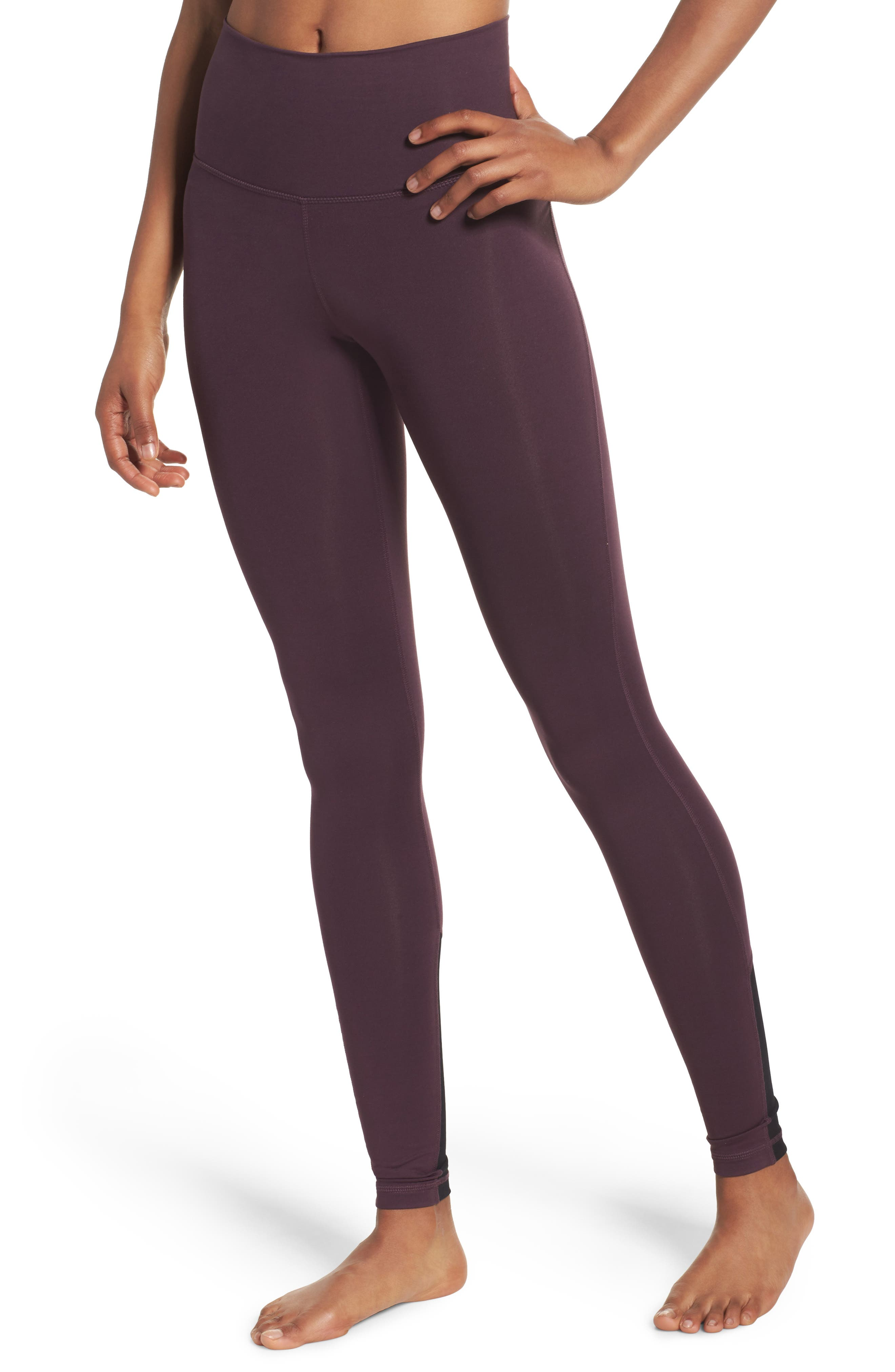 High Waist Asana Light Leggings,                             Main thumbnail 3, color,