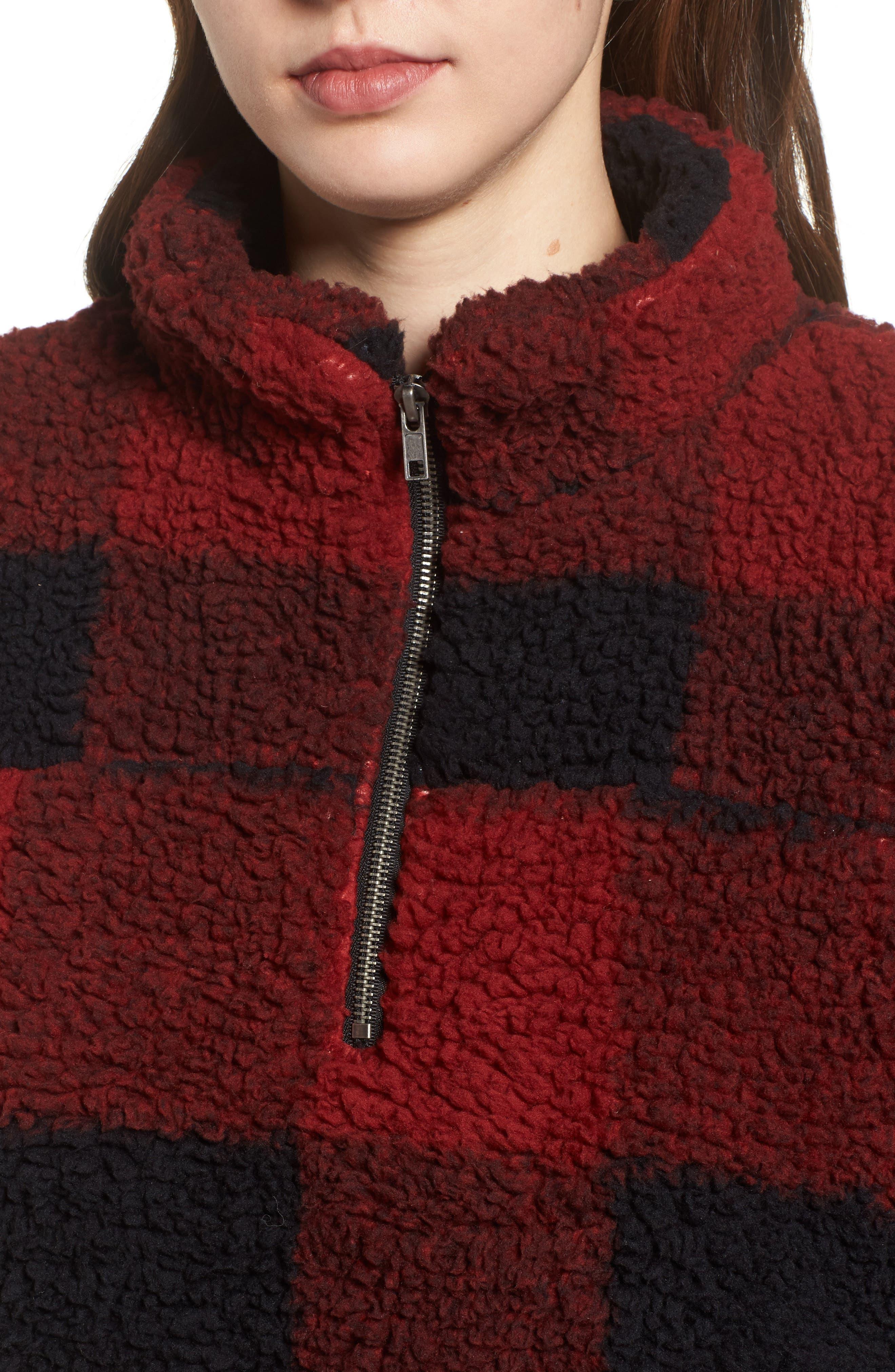Wubby Fleece Pullover,                             Alternate thumbnail 31, color,