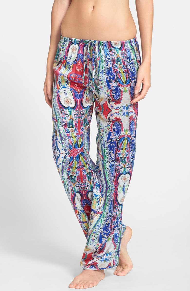 ddf295705a ASCENO BY BEAUTIFUL BOTTOMS Beautiful Bottoms London  Cosmic Carnival  Silk  Pajama Pants