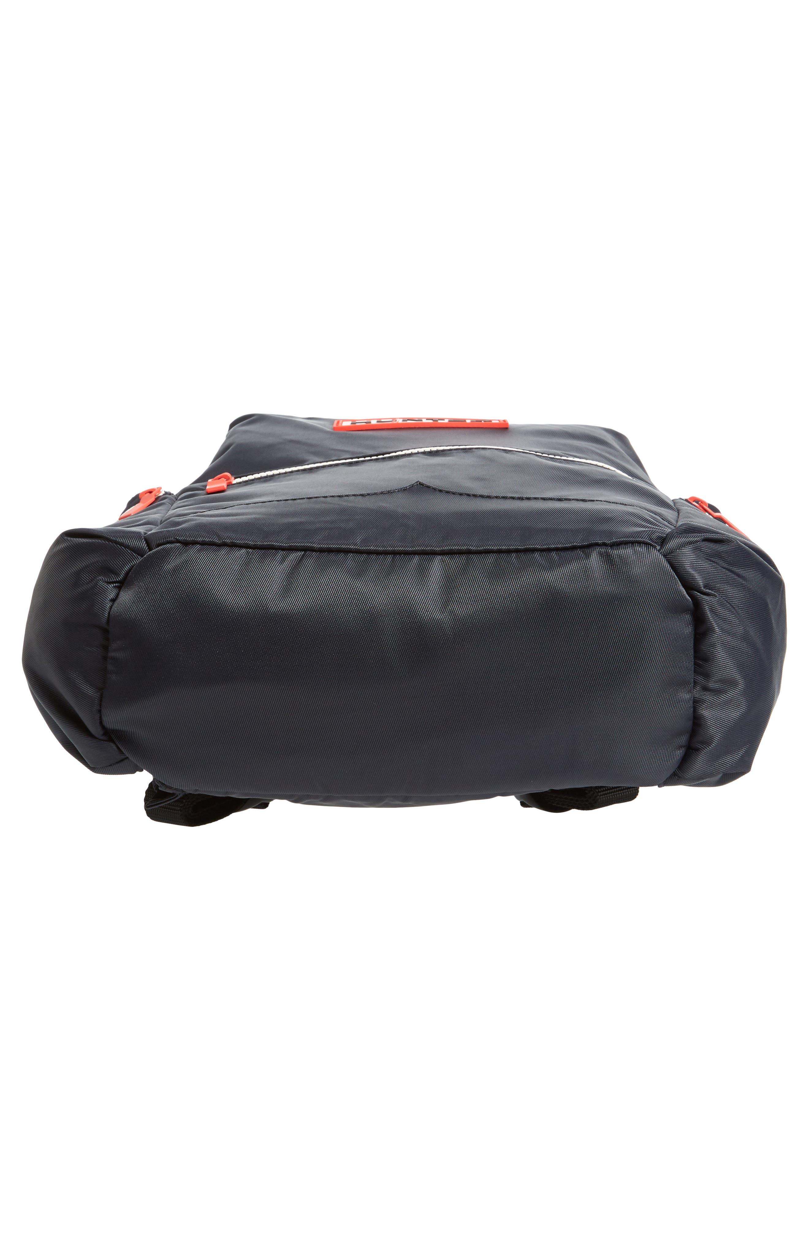 Original Top Clip Nylon Backpack,                             Alternate thumbnail 11, color,