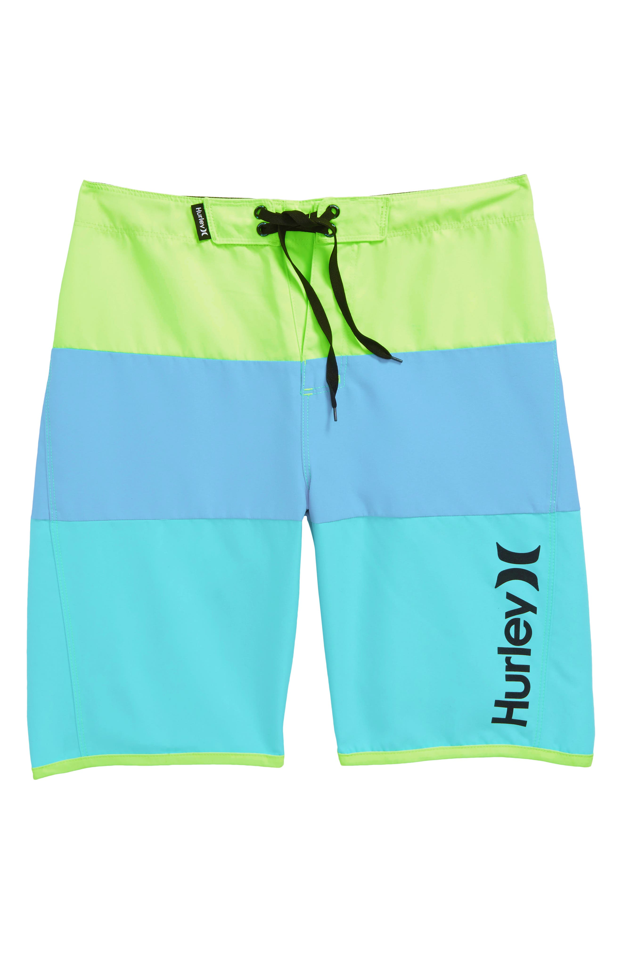Triple Threat Board Shorts,                         Main,                         color,