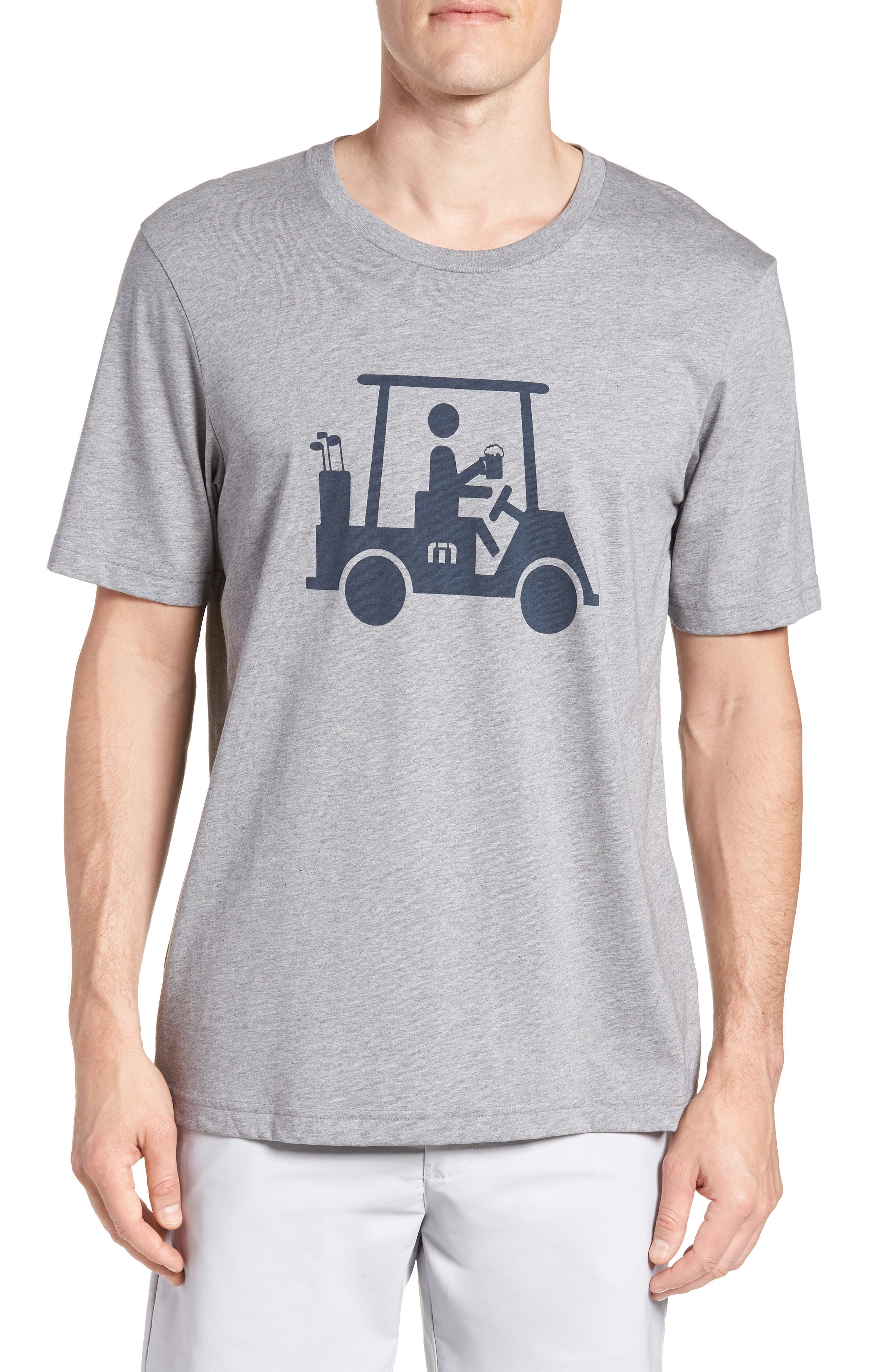 'Mapes' Graphic Pima Cotton T-Shirt,                             Main thumbnail 1, color,                             020