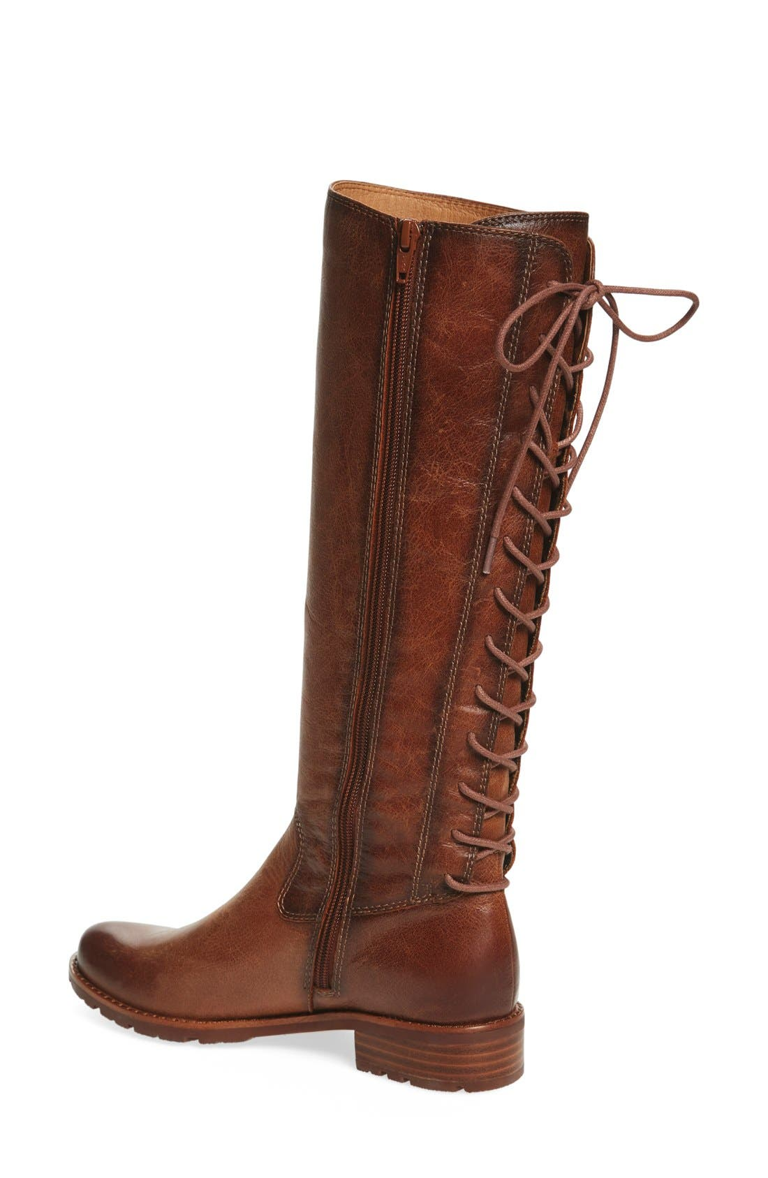 'Sharnell' Riding Boot,                             Alternate thumbnail 22, color,