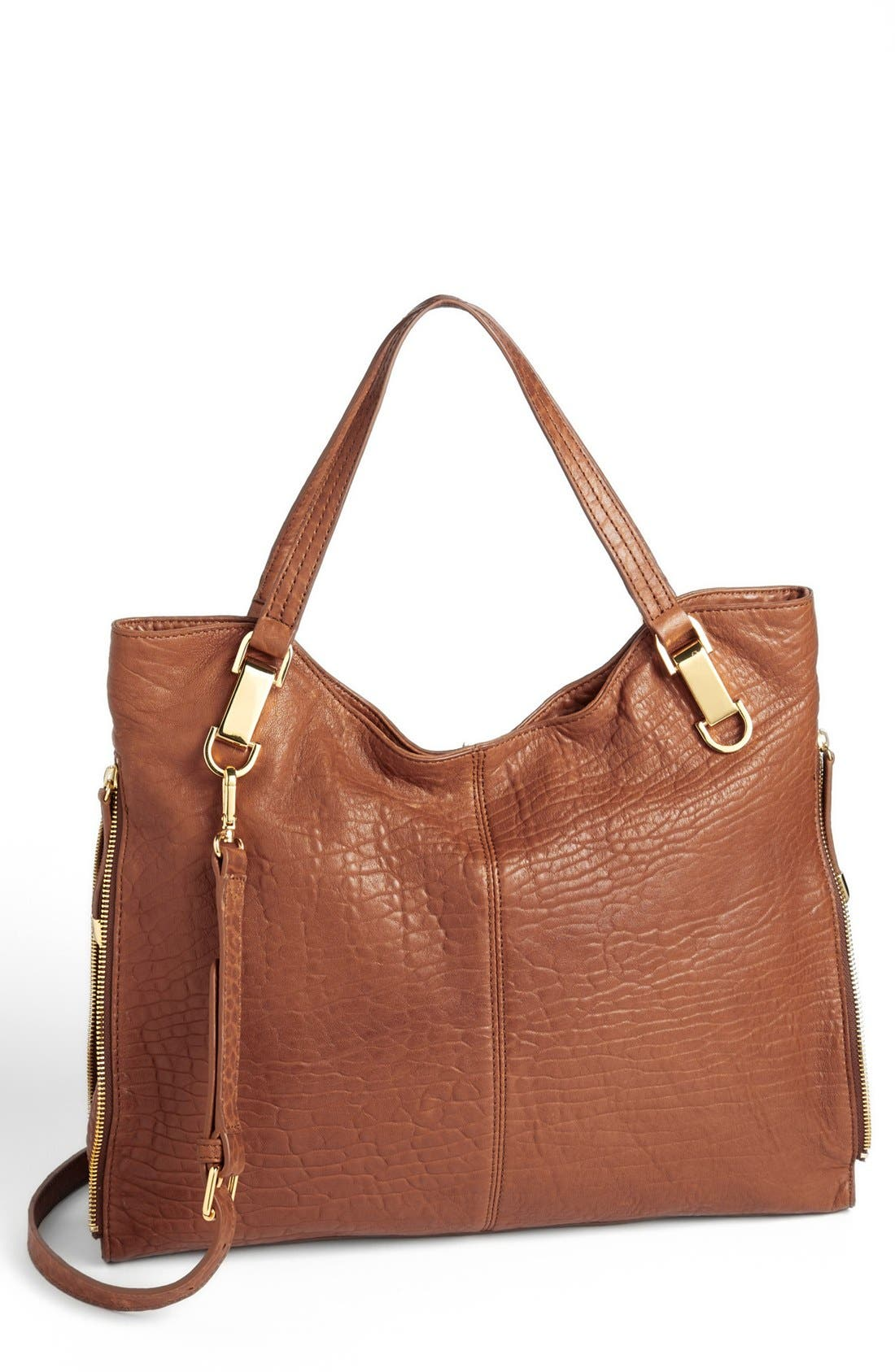 'Riley' Leather Tote,                             Main thumbnail 13, color,