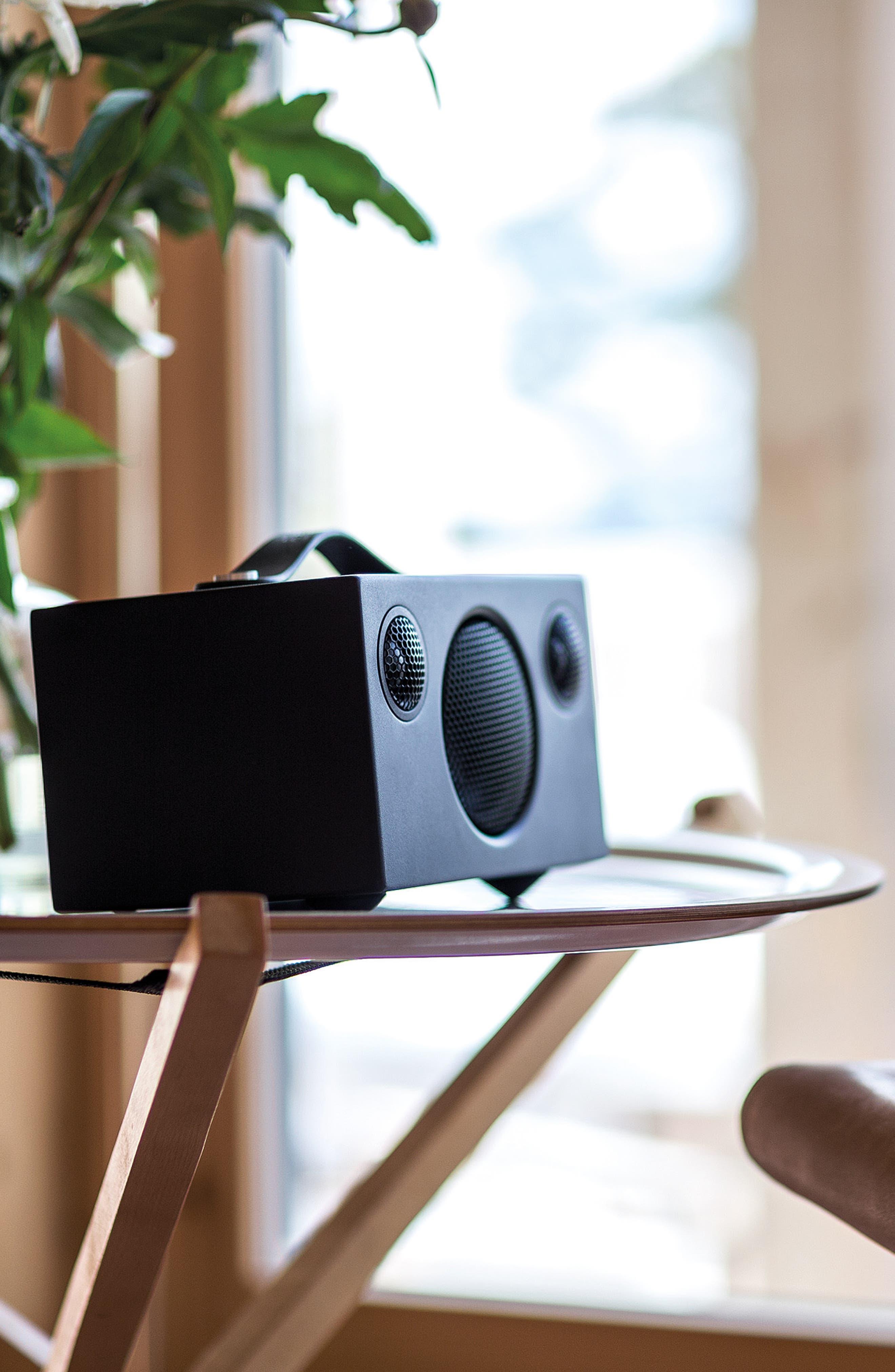 Addon T3 Portable Speaker,                             Alternate thumbnail 7, color,                             COAL BLACK