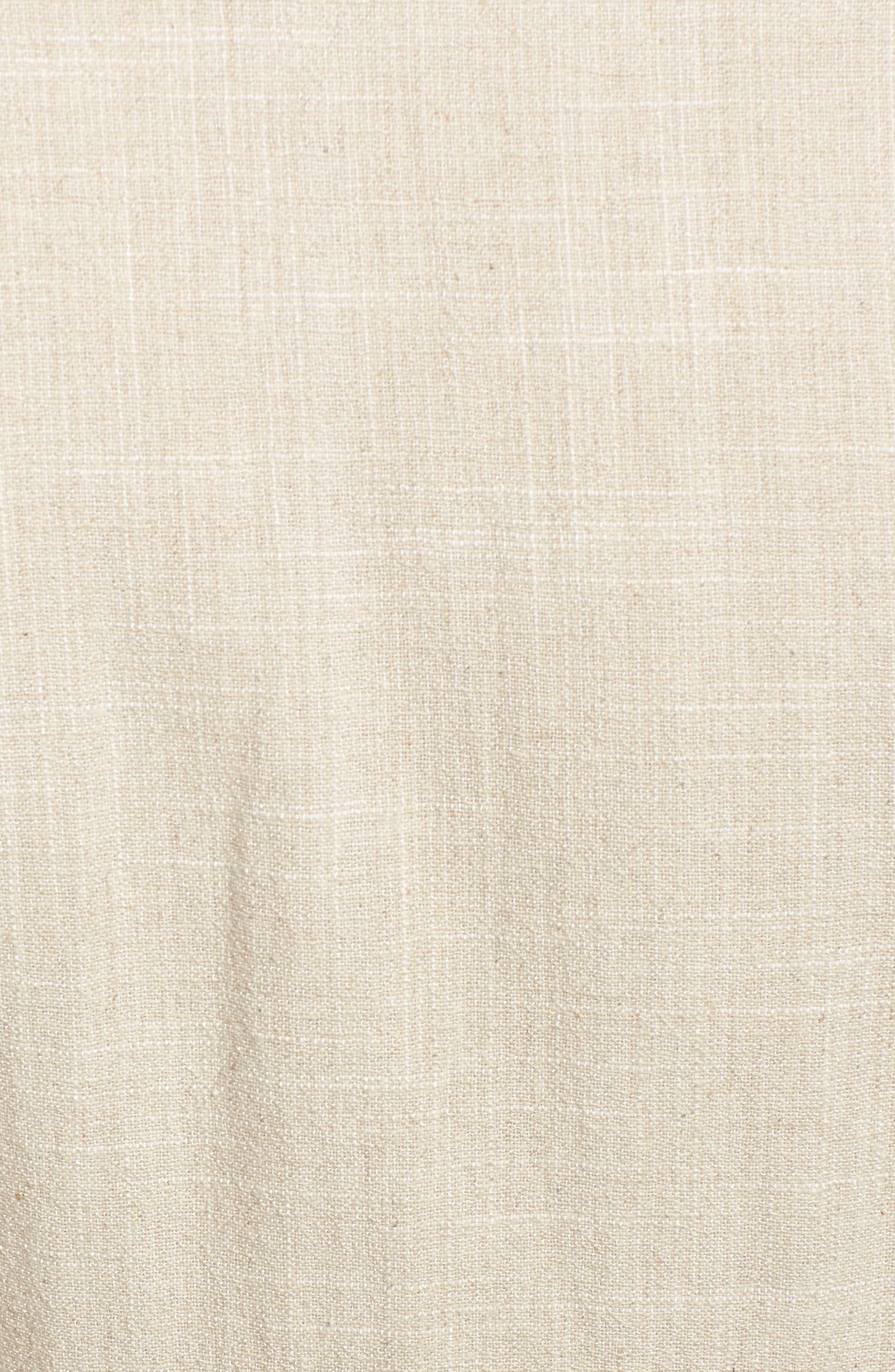 Blanket Stitch Wrap Dress,                             Alternate thumbnail 10, color,