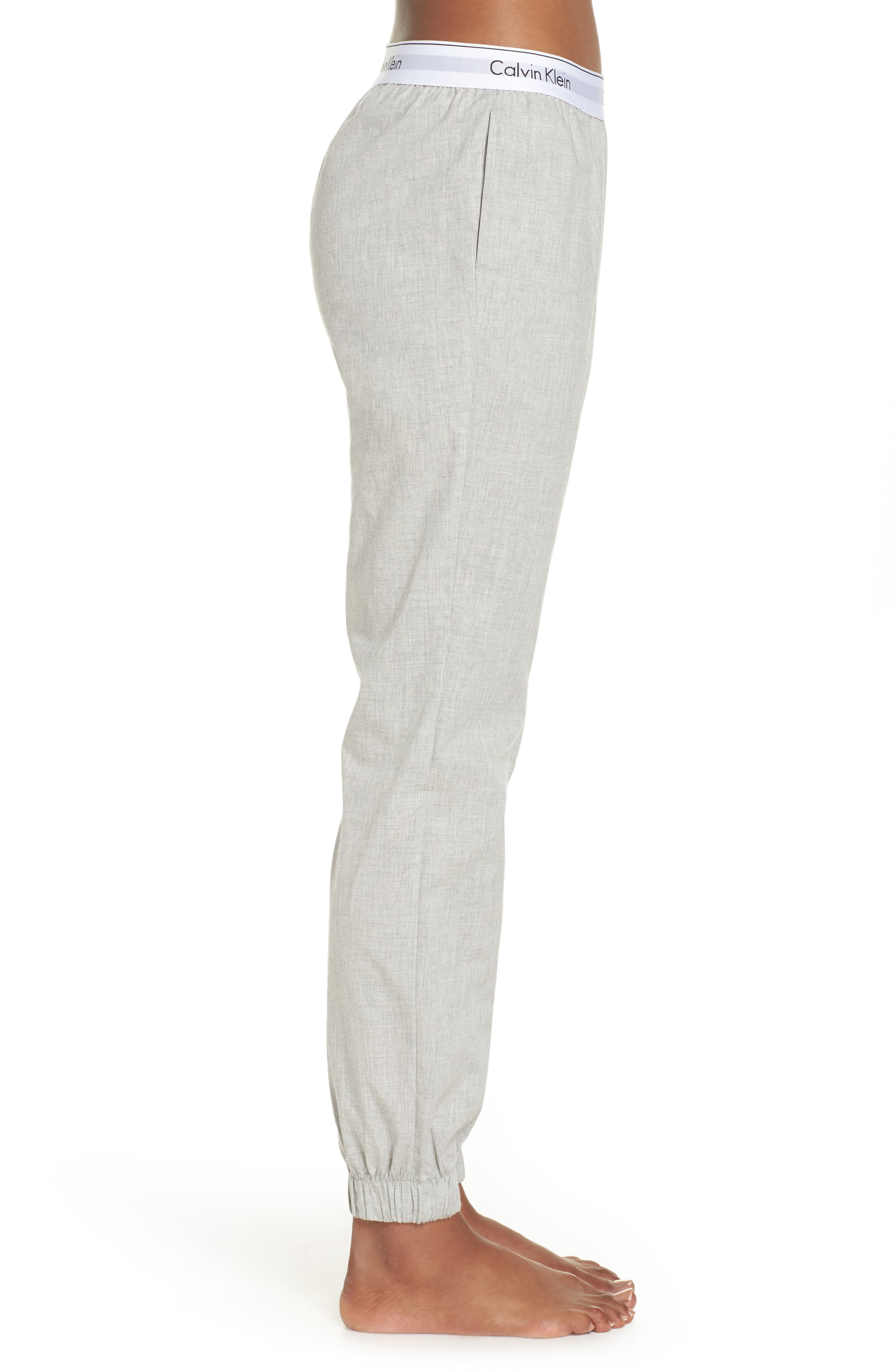 Lounge Jogger Pants,                             Alternate thumbnail 6, color,