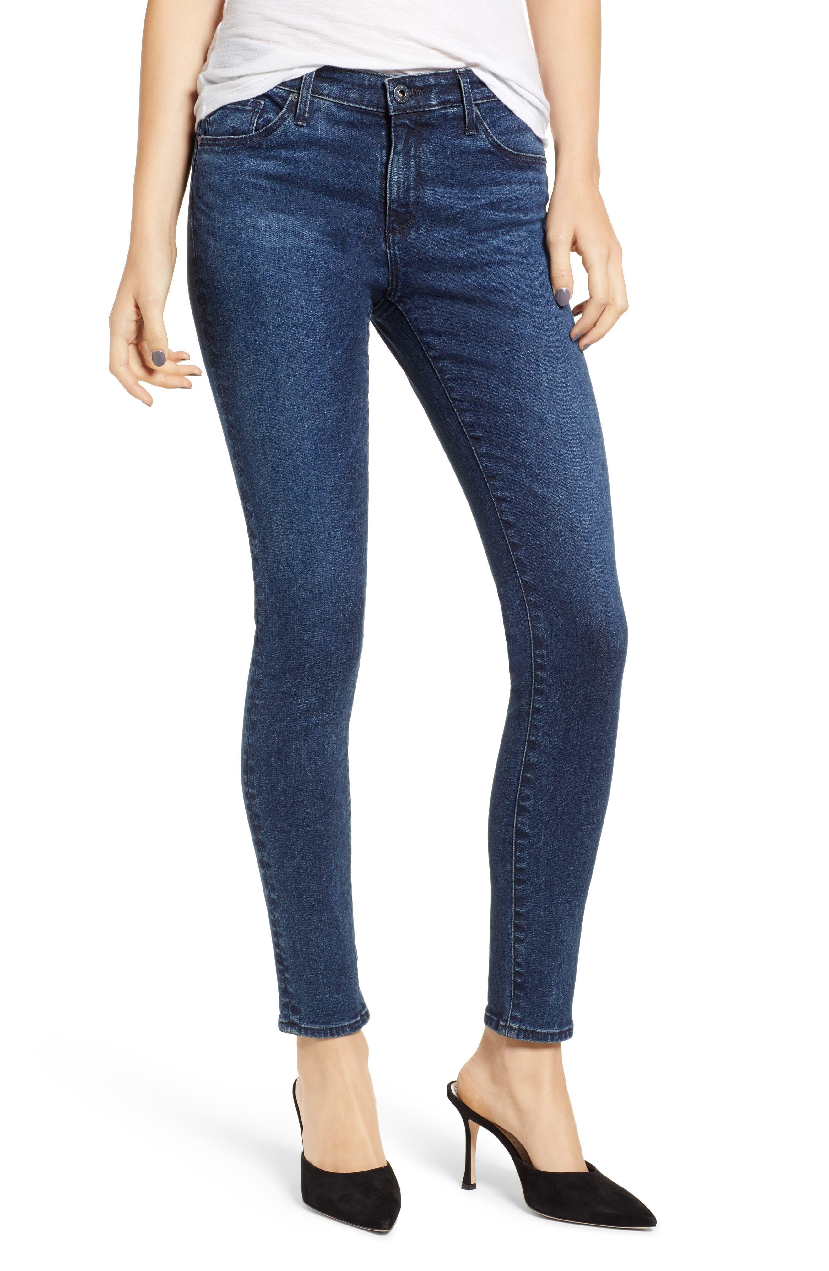 The Legging Ankle Super Skinny Jeans,                             Main thumbnail 12, color,