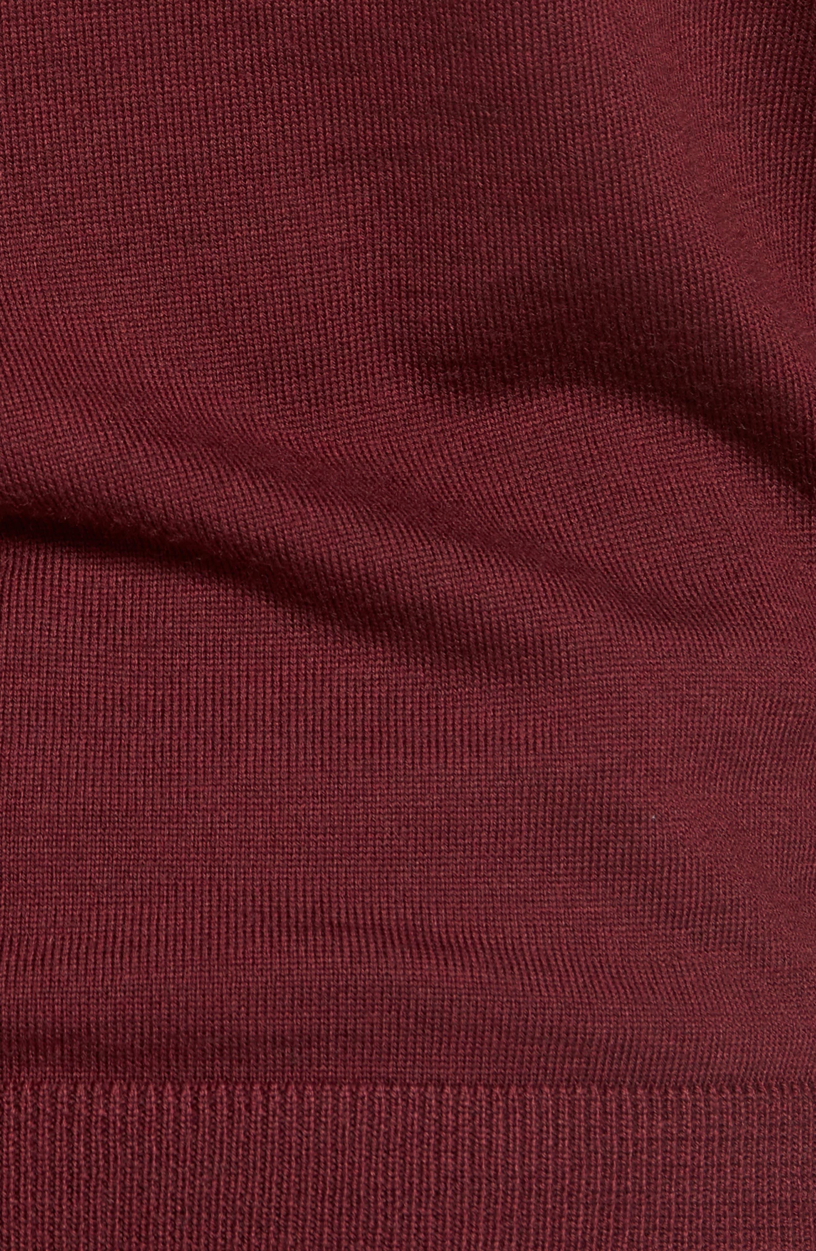 Merino Wool Turtleneck Sweater,                             Alternate thumbnail 30, color,