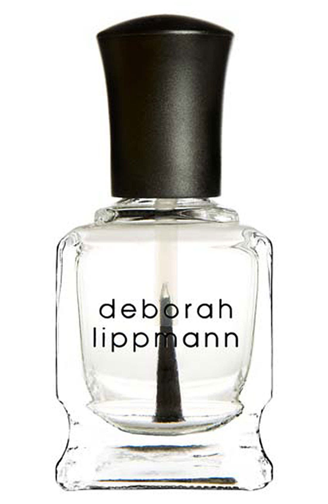 DEBORAH LIPPMANN,                             Addicted To Speed Ultra Quick Dry Topcoat,                             Main thumbnail 1, color,                             NO COLOR