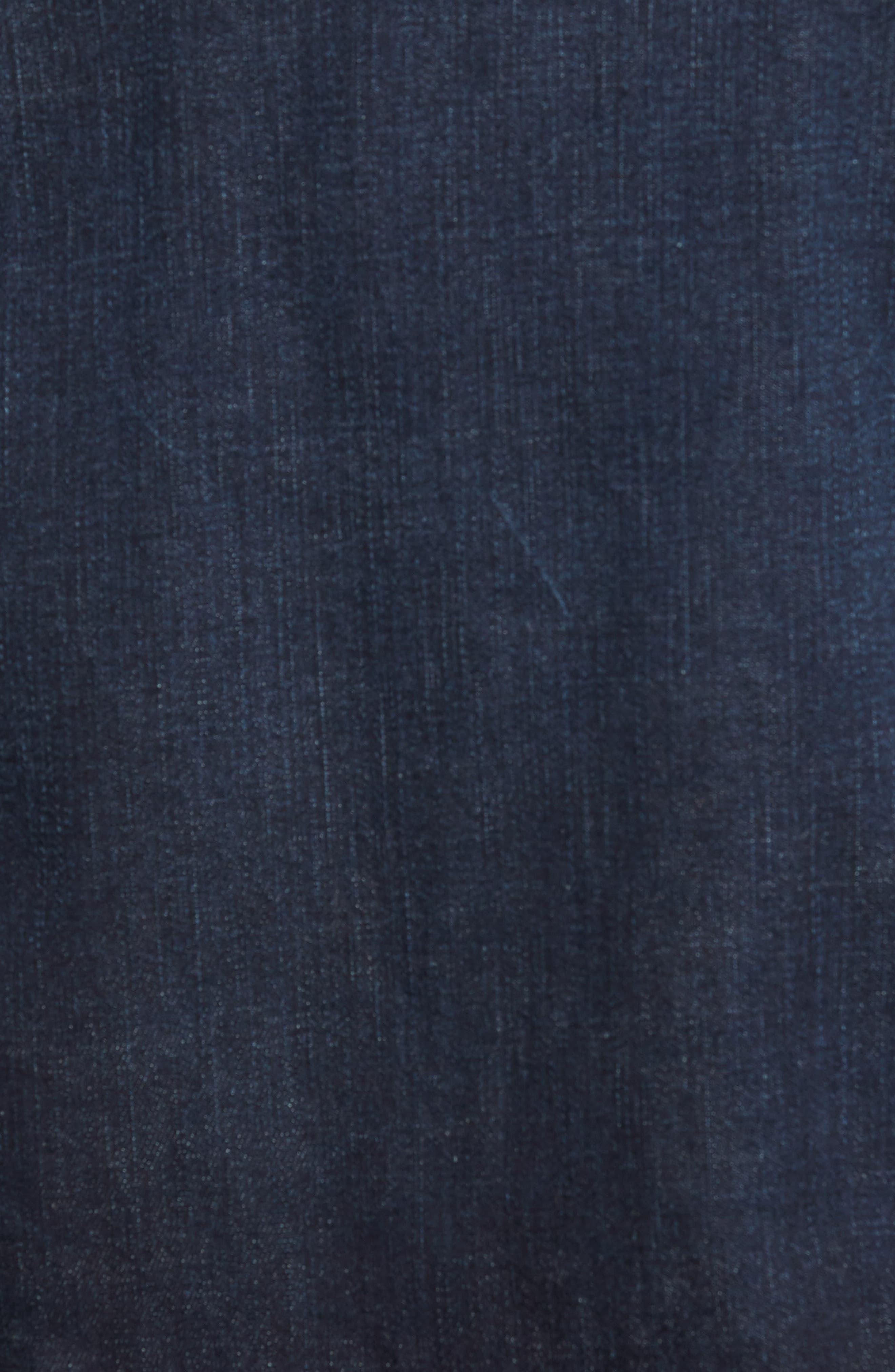 Rogue Denim Jacket,                             Alternate thumbnail 6, color,                             406