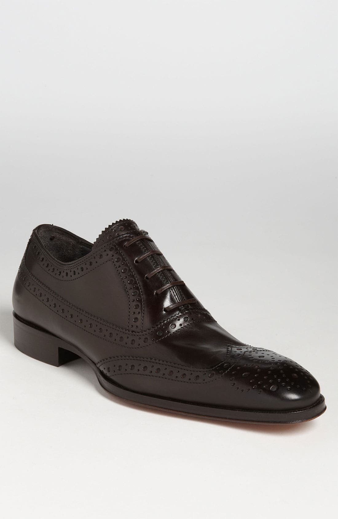 'Windsor' Wingtip Oxford,                             Main thumbnail 1, color,                             209