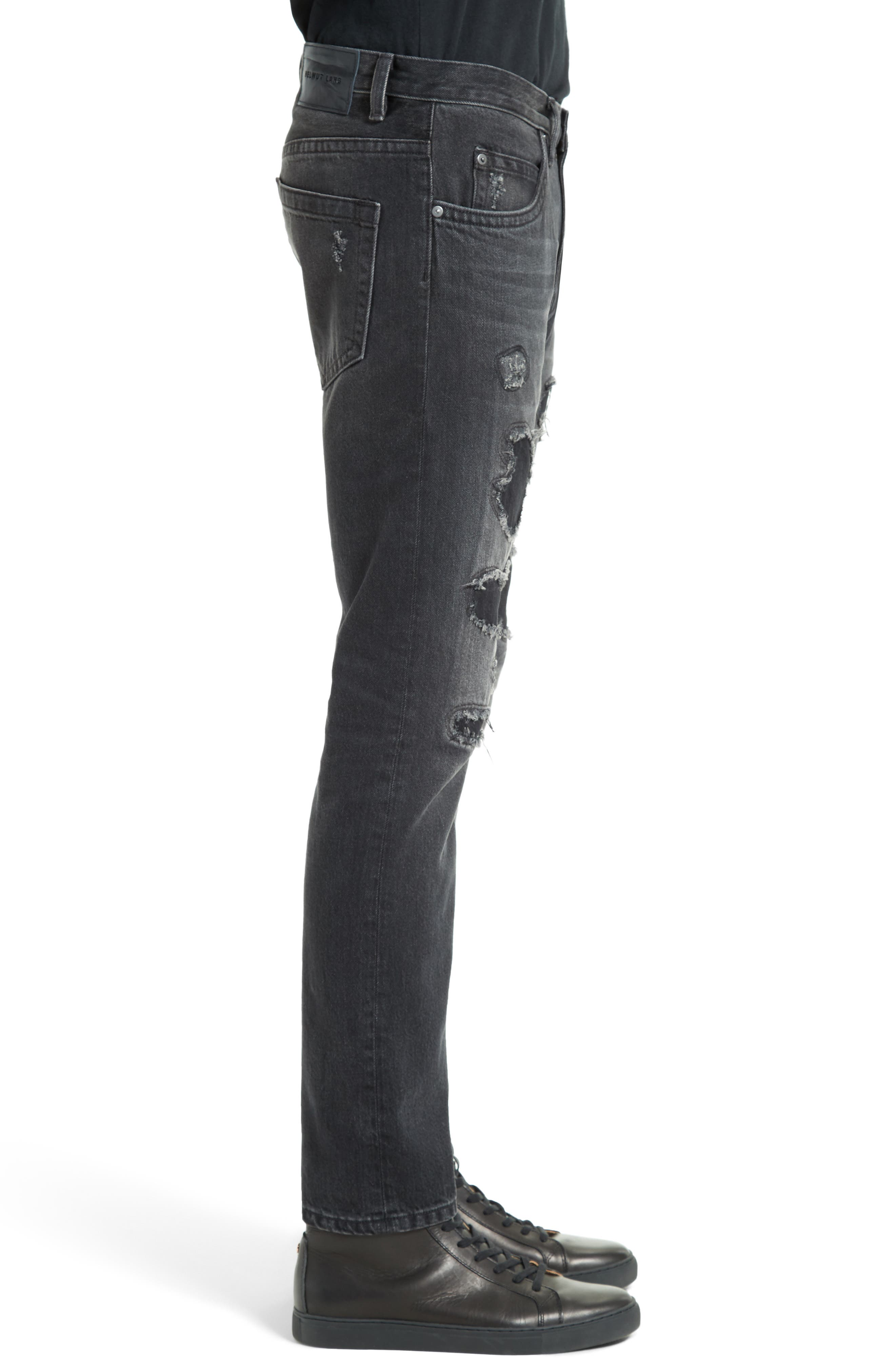 MR87 Destroyed Jeans,                             Alternate thumbnail 3, color,                             001
