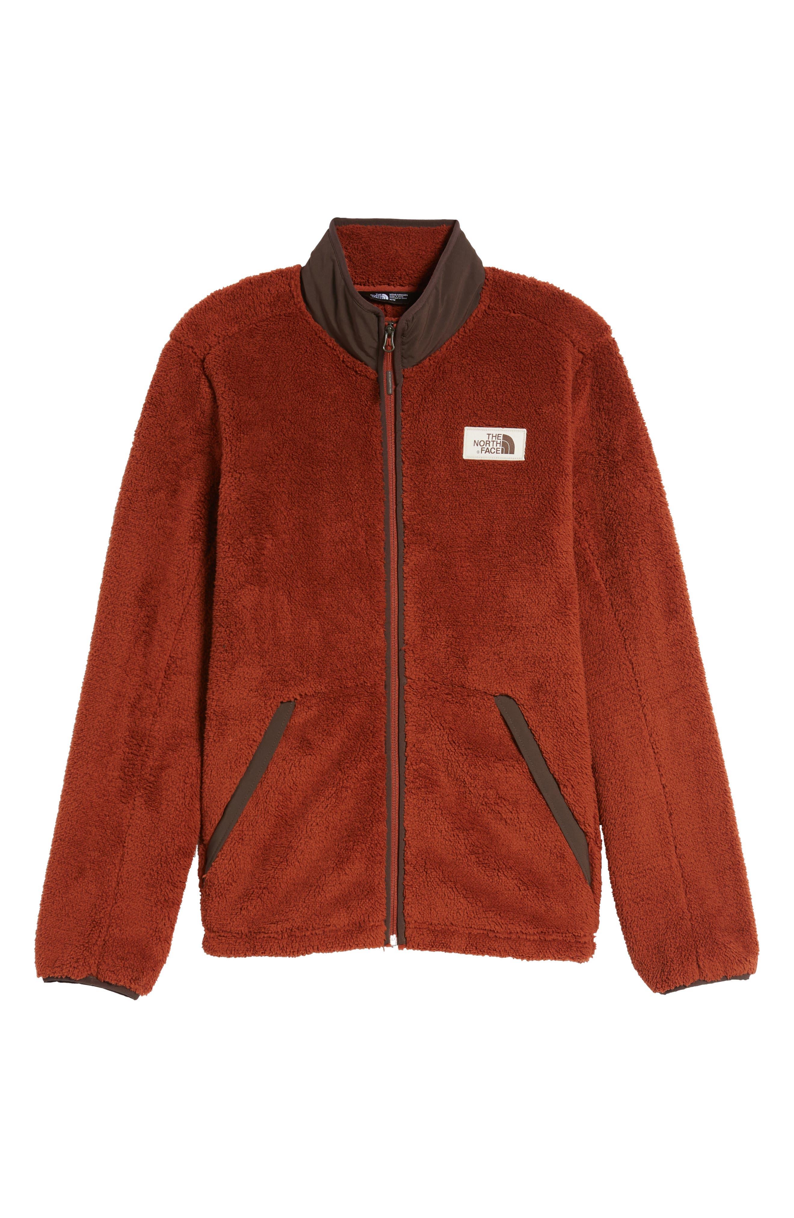 Campshire Zip Fleece Jacket,                             Alternate thumbnail 56, color,