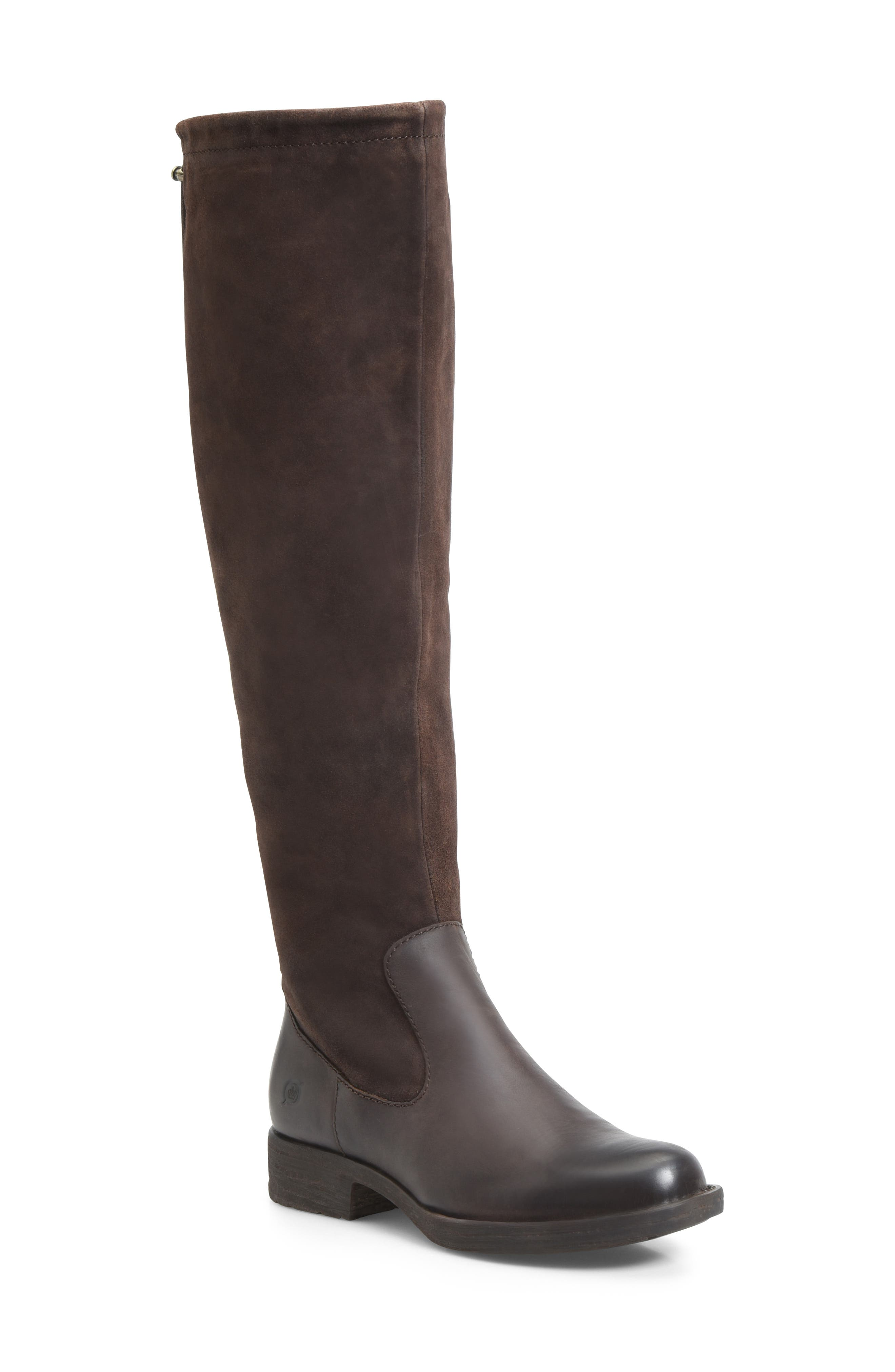 B?rn Laguna Over The Knee Boot, Brown