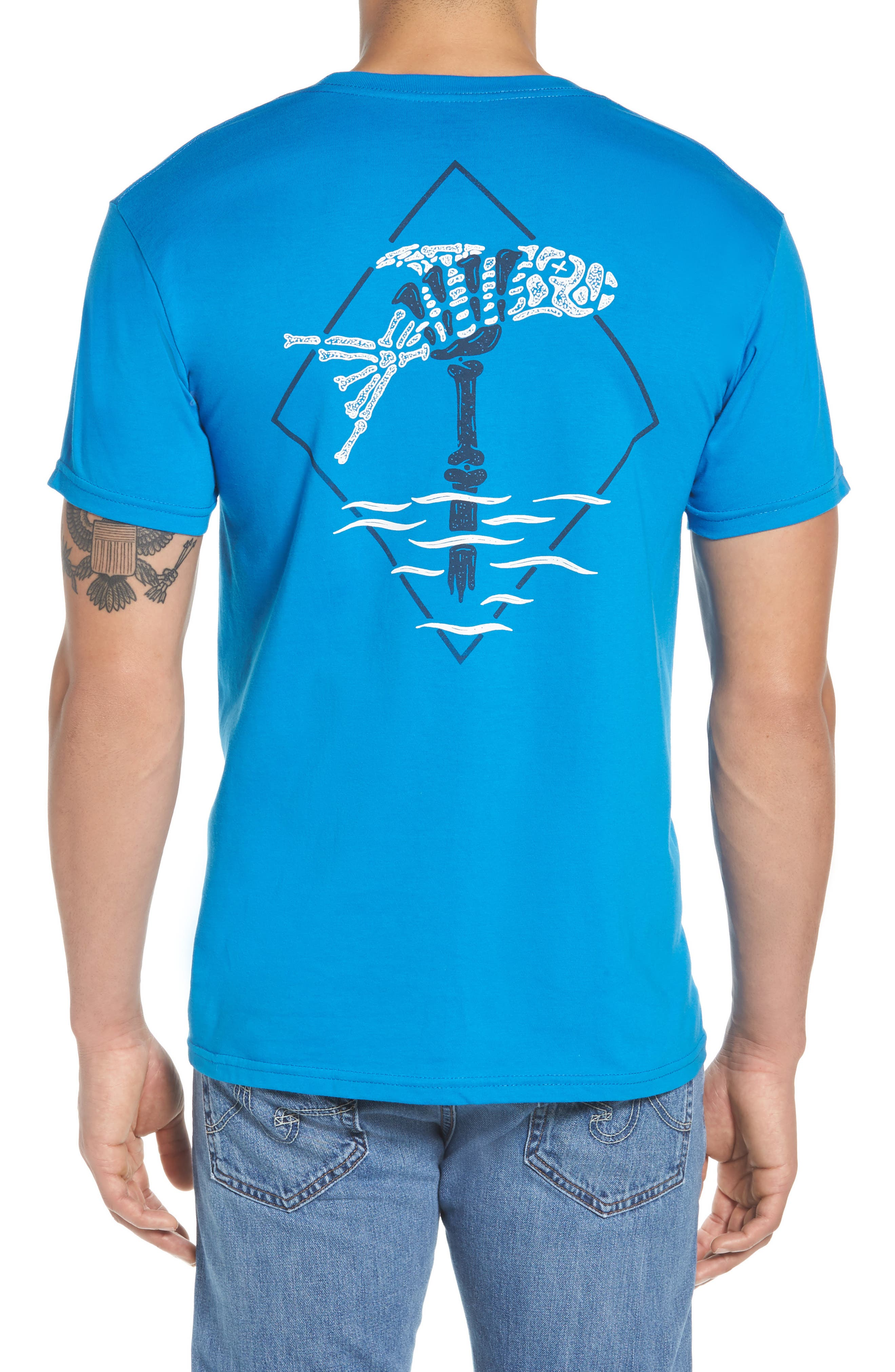 Fisher Graphic T-Shirt,                             Alternate thumbnail 4, color,