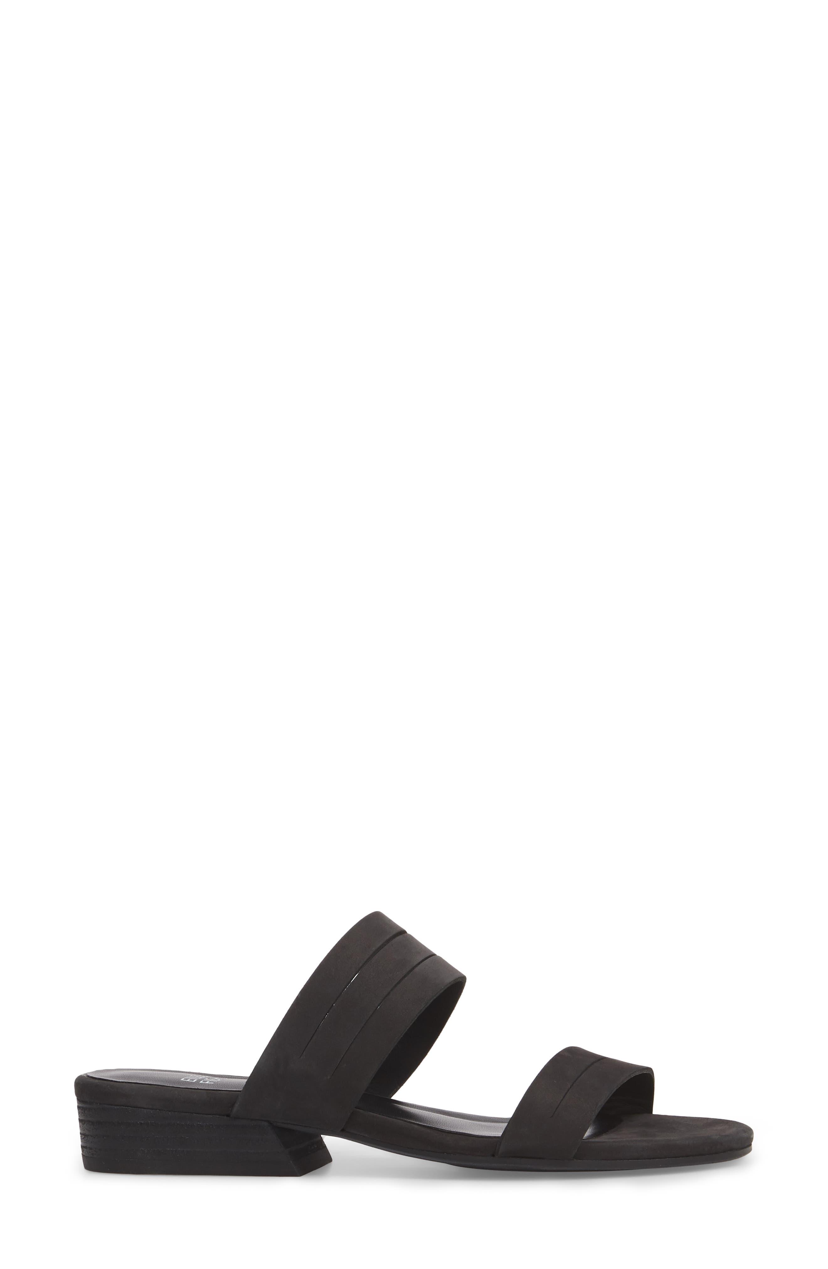 Finch Slide Sandal,                             Alternate thumbnail 3, color,                             001