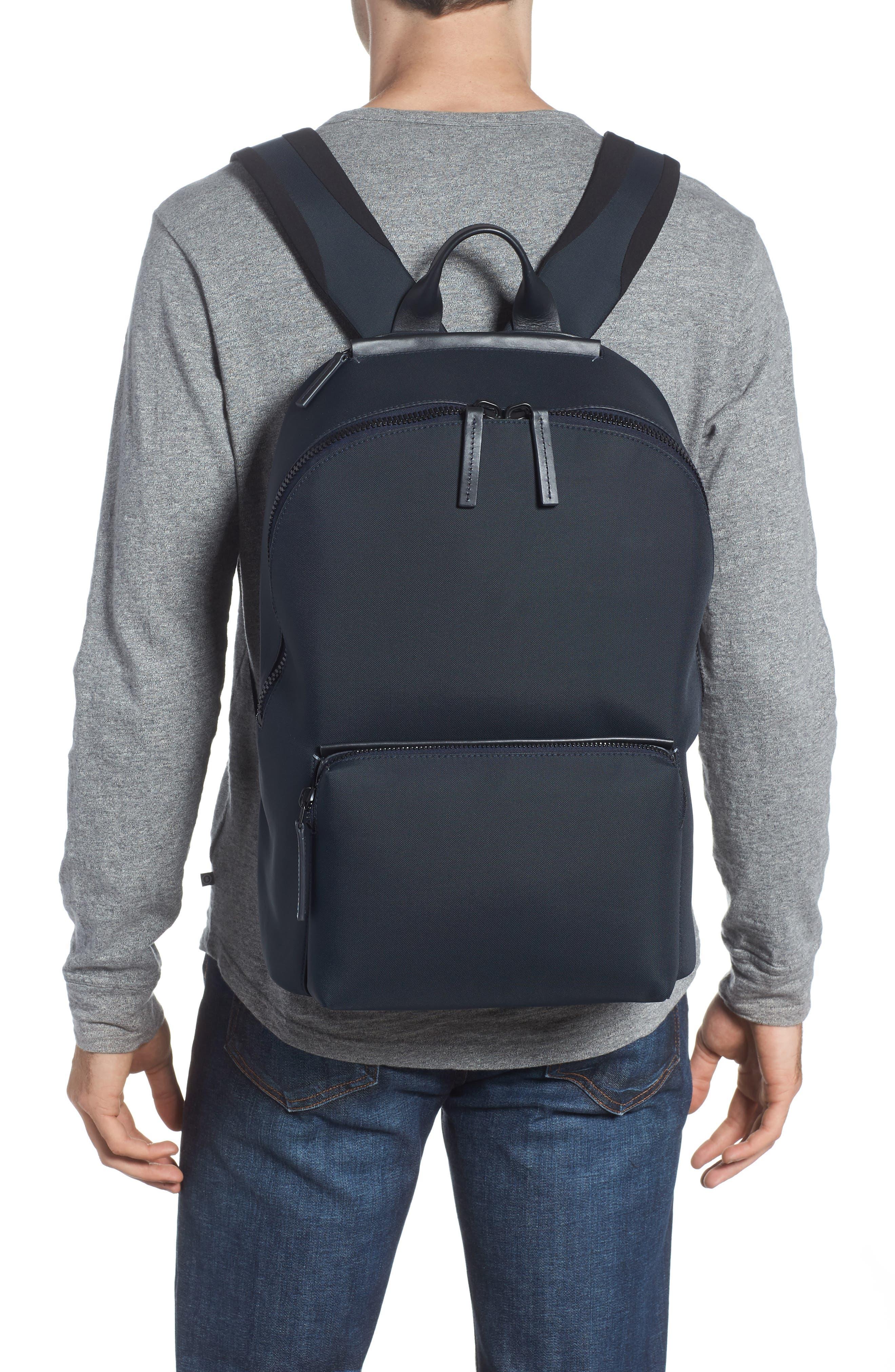 Nylon Backpack,                             Alternate thumbnail 2, color,                             400