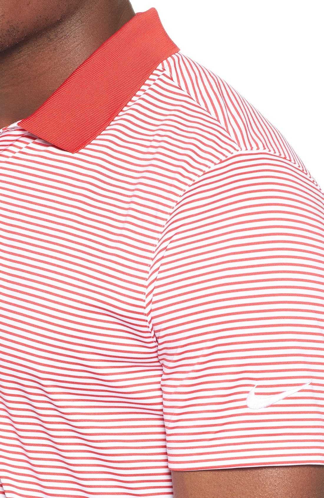 'Victory Stripe' Dri-FIT Golf Polo,                             Alternate thumbnail 29, color,