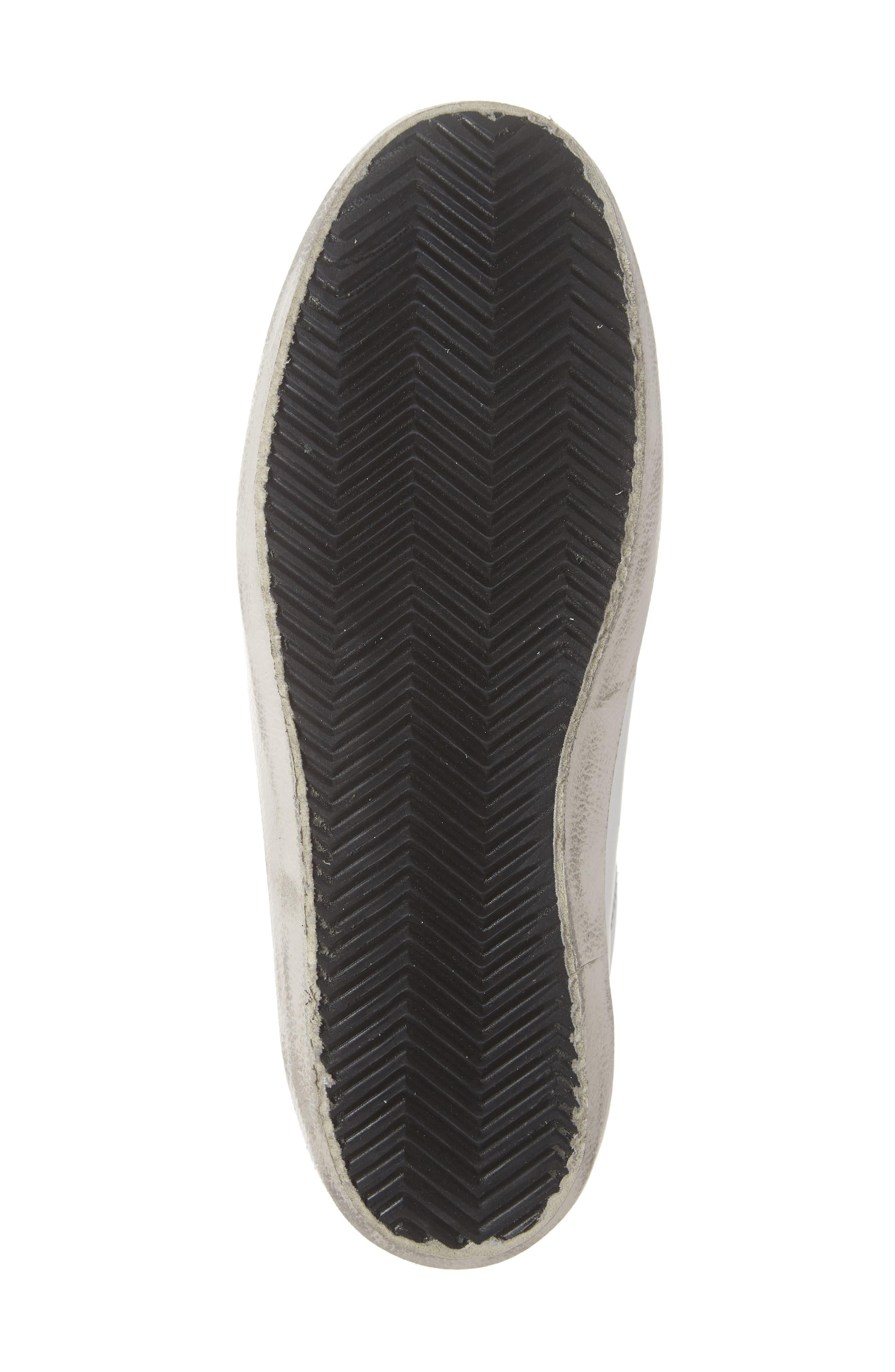 Superstar Genuine Calf Hair Sneaker,                             Alternate thumbnail 6, color,                             WHITE/ ZEBRA