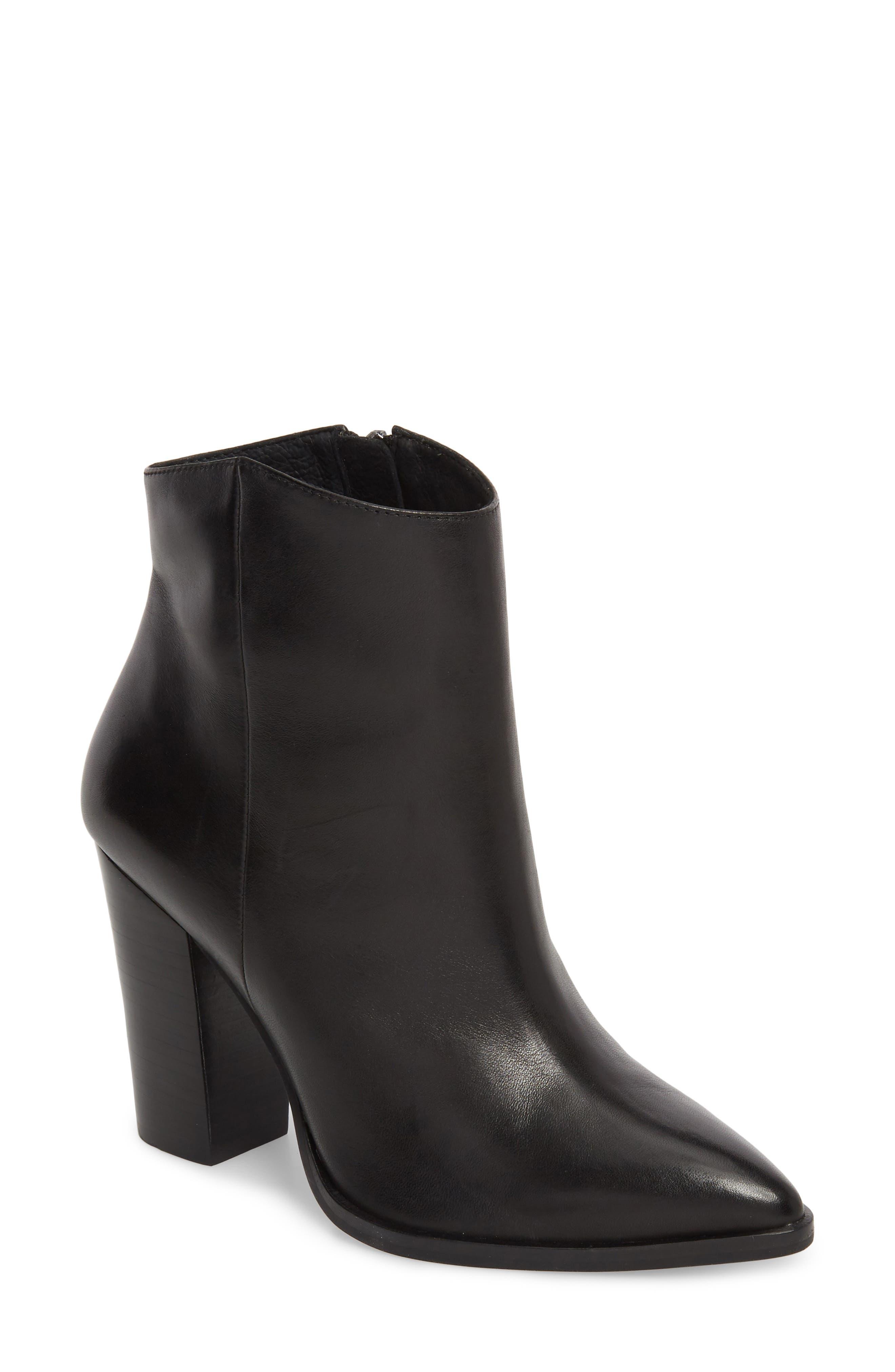 Halogen Bergen Boot, Black