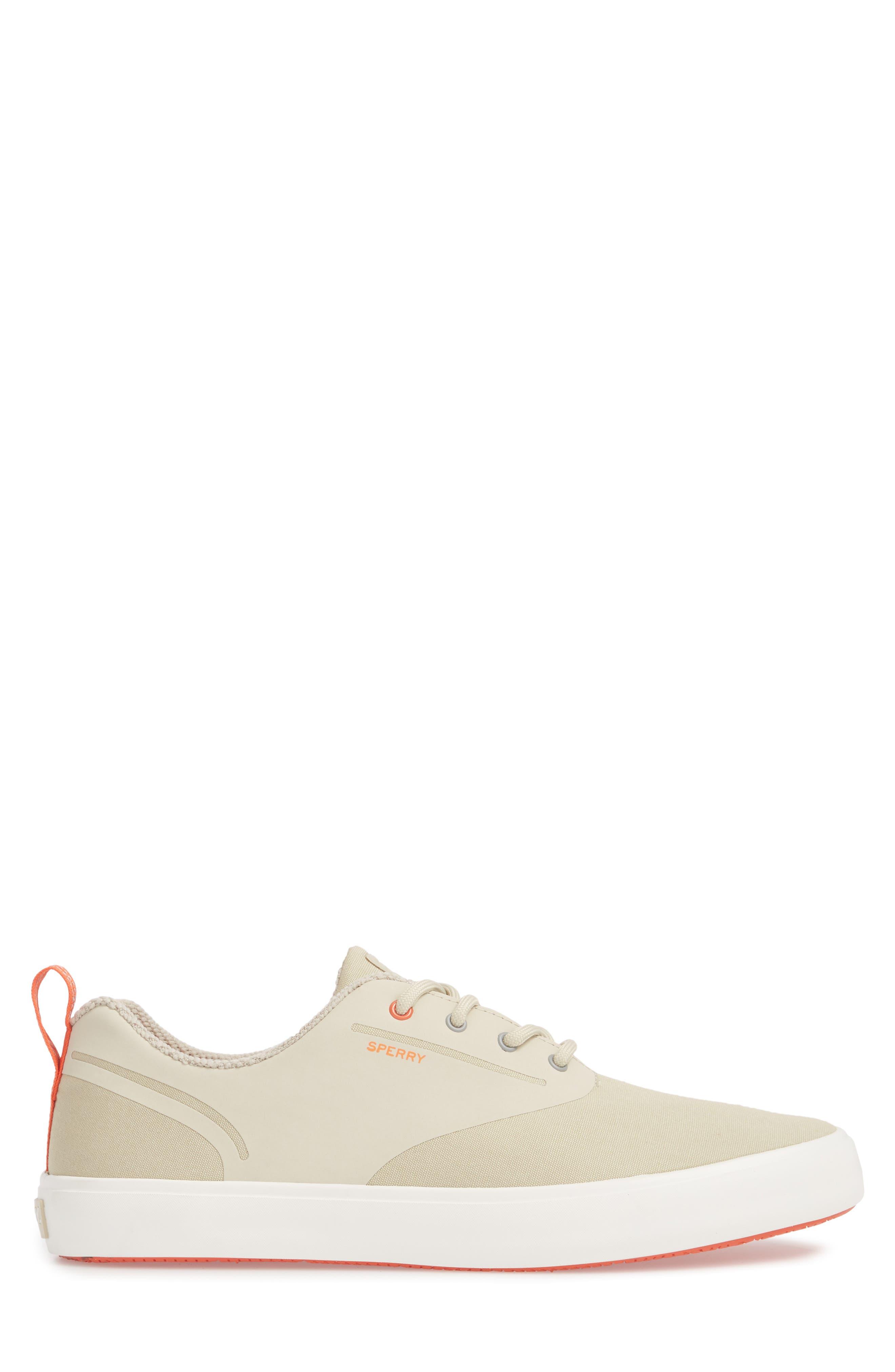 Flex Deck CVO Sneaker,                             Alternate thumbnail 3, color,                             BEIGE