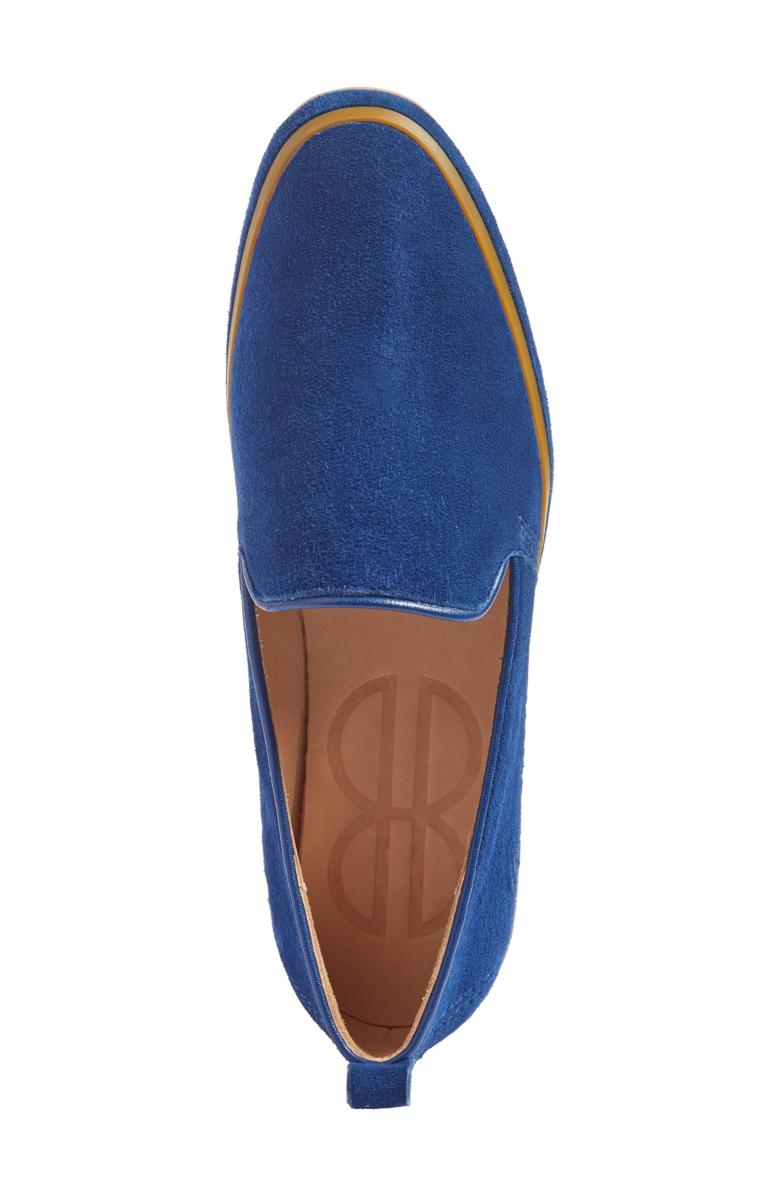 Sutton Slip-On Loafer,                             Alternate thumbnail 5, color,                             411