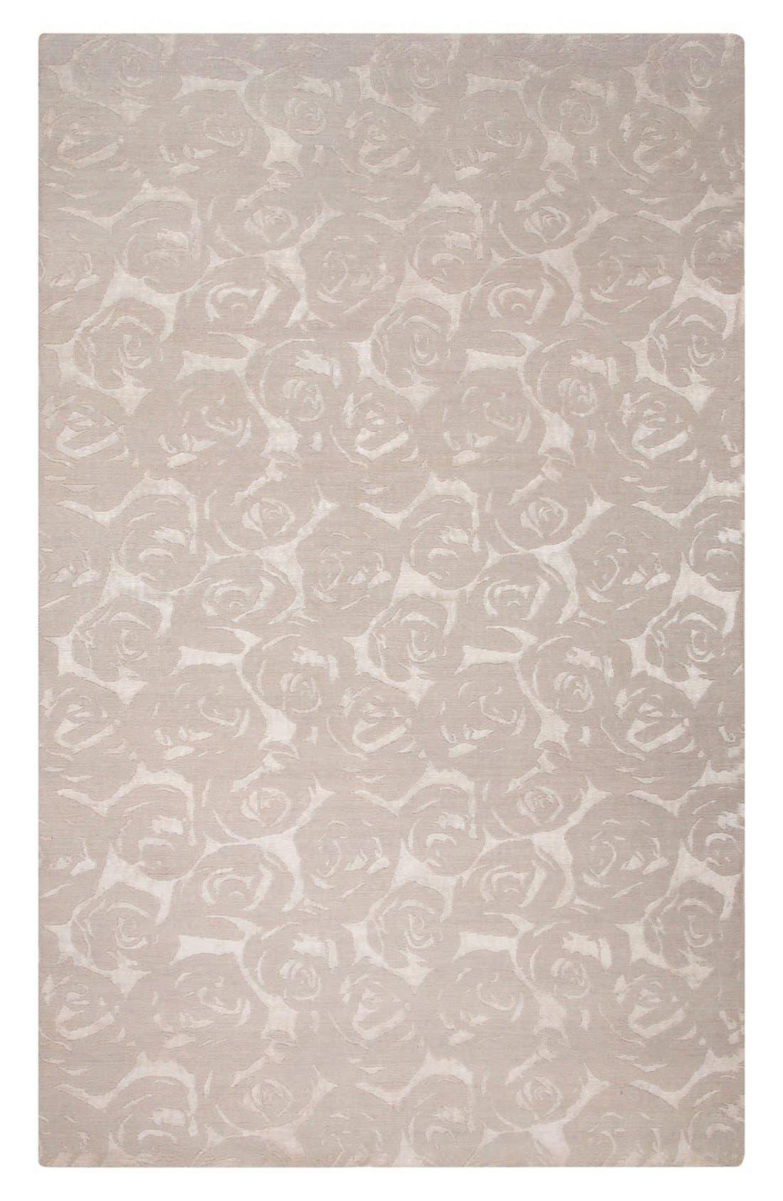 'noho' premium wool blend rug,                             Main thumbnail 2, color,