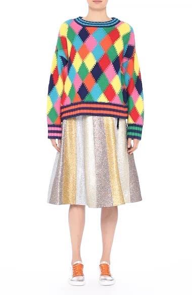 Diamond Stitch Sweater, video thumbnail