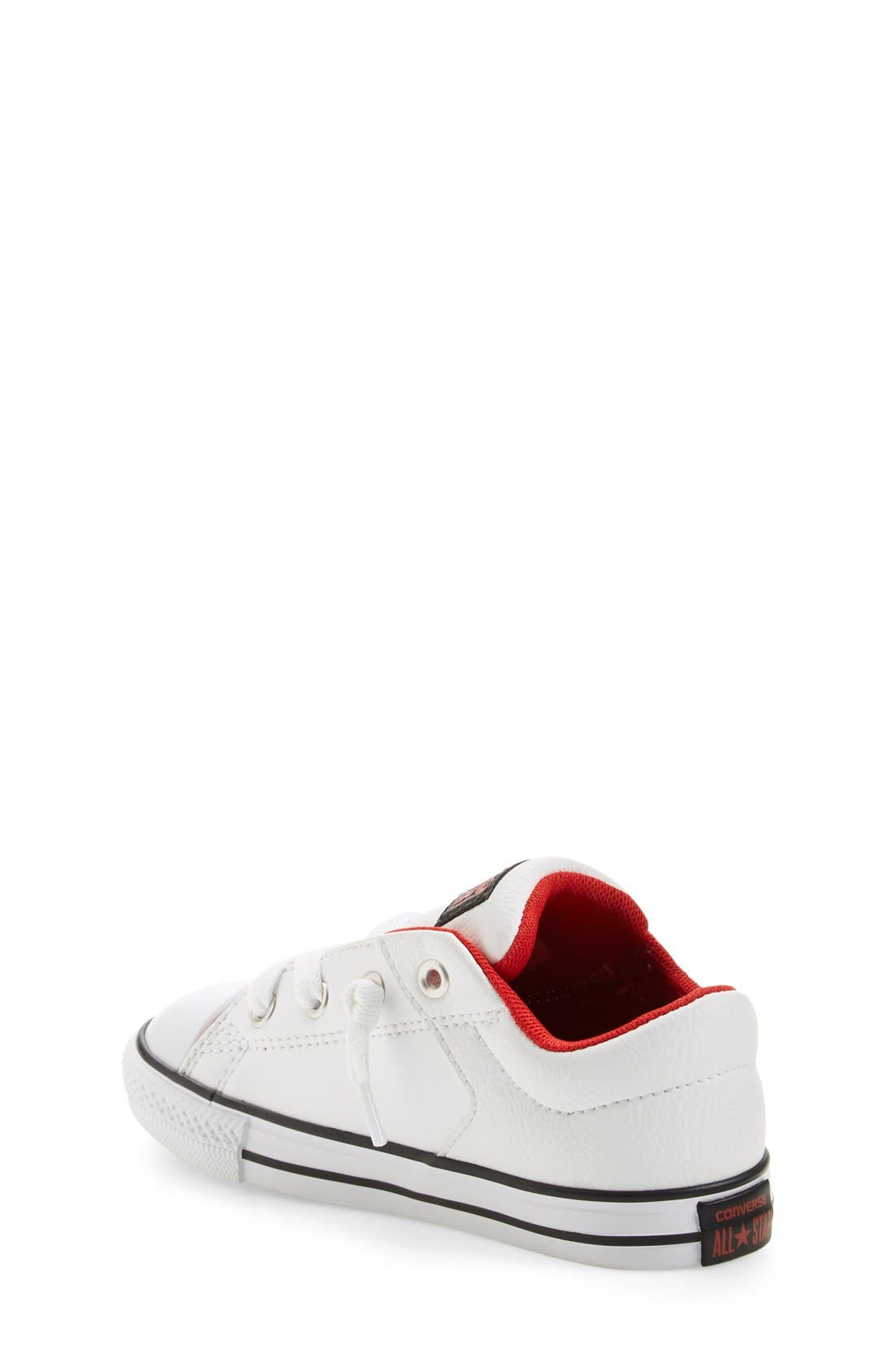 Chuck Taylor<sup>®</sup> All Star<sup>®</sup> 'High Street' Slip-On Sneaker,                             Alternate thumbnail 16, color,