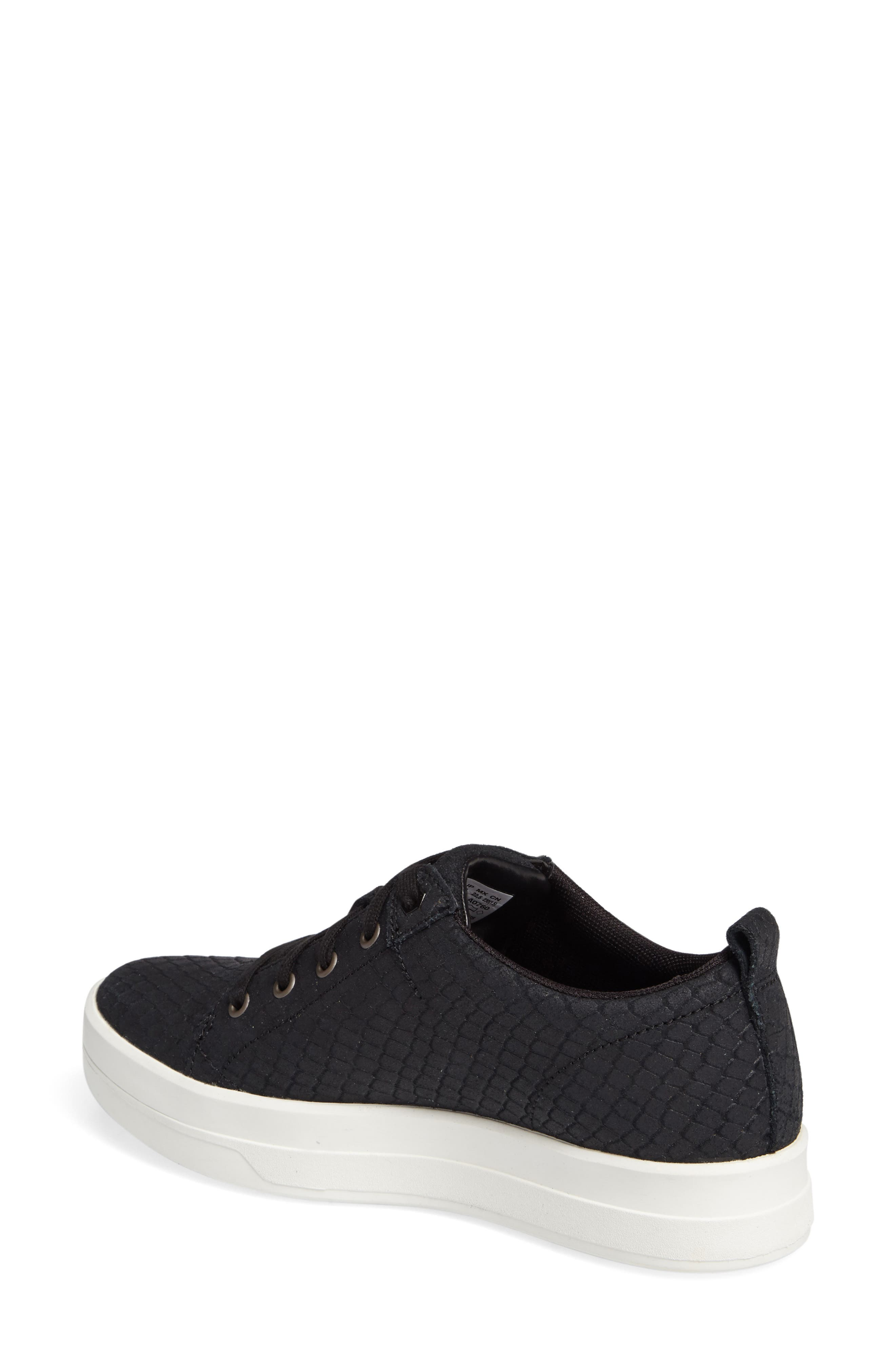 Mayliss Oxford Sneaker,                             Alternate thumbnail 2, color,                             001
