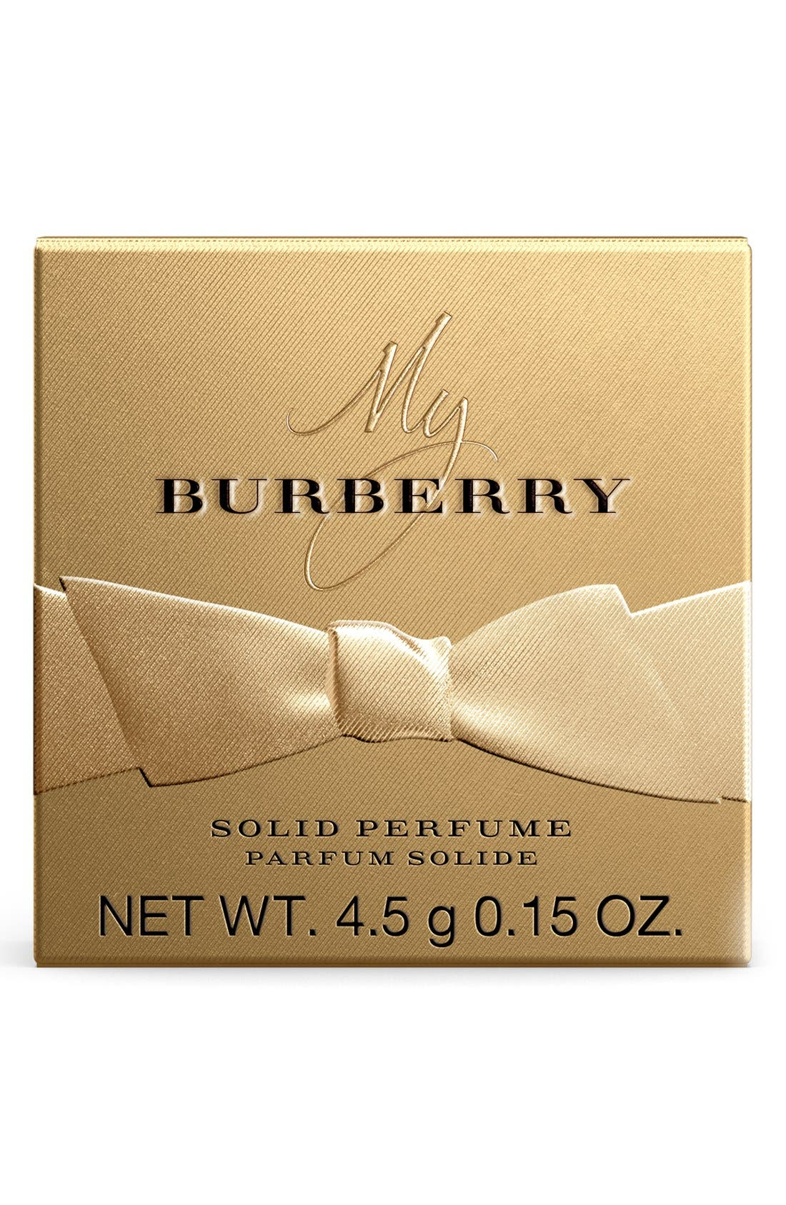 'My Burberry Gold Magic' Perfume Solid,                             Alternate thumbnail 2, color,                             000