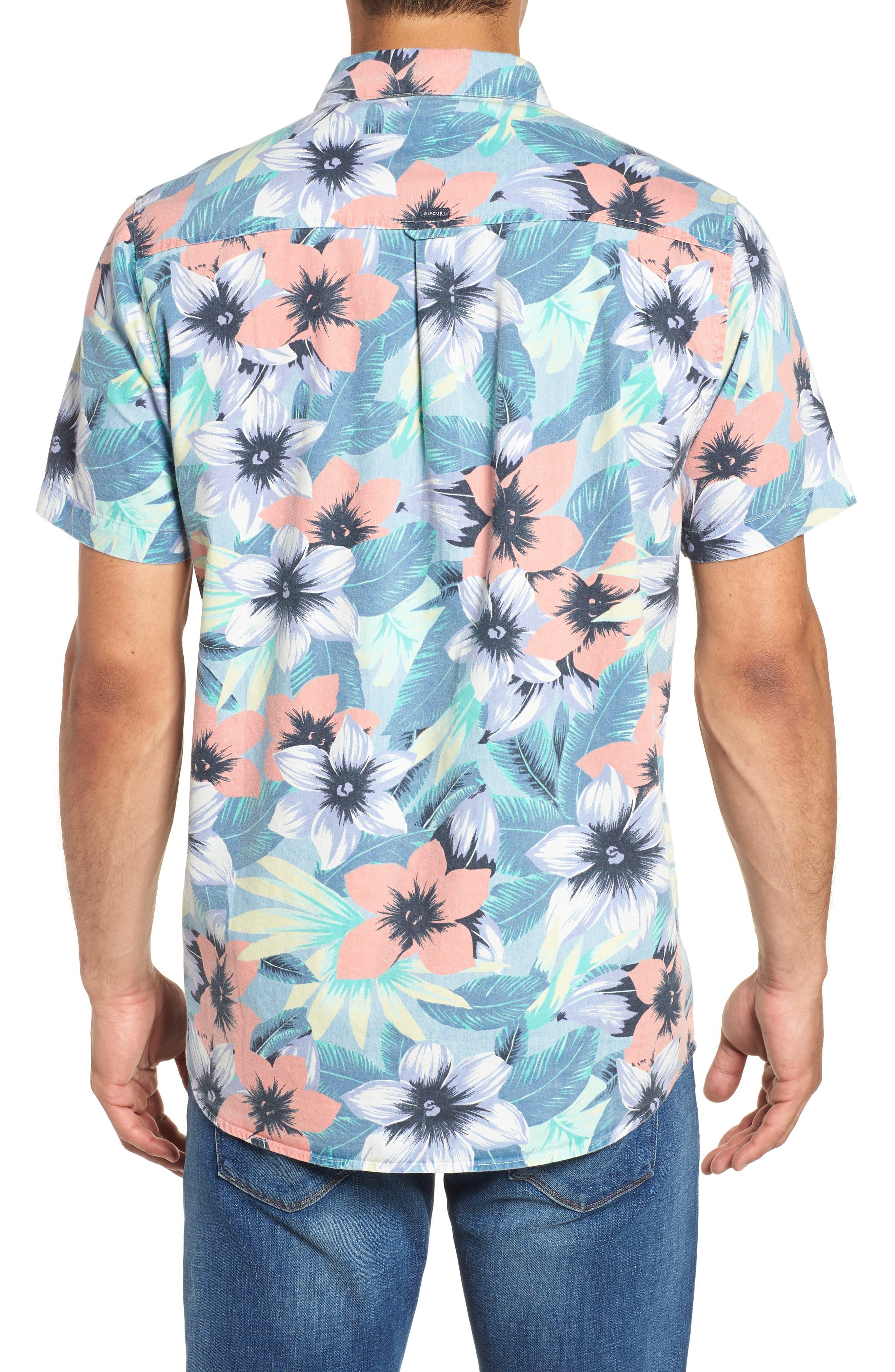 Meledrone Woven Shirt,                             Alternate thumbnail 4, color,