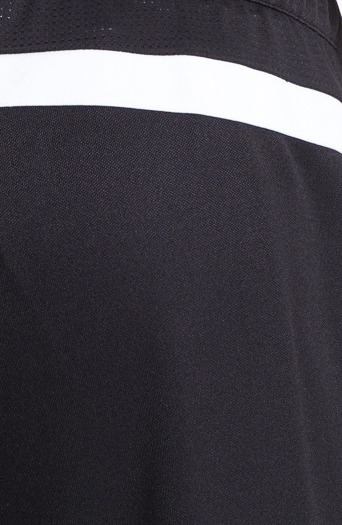 ADIDAS,                             'Tiro 13' Slim Fit Training Pants,                             Alternate thumbnail 5, color,                             001