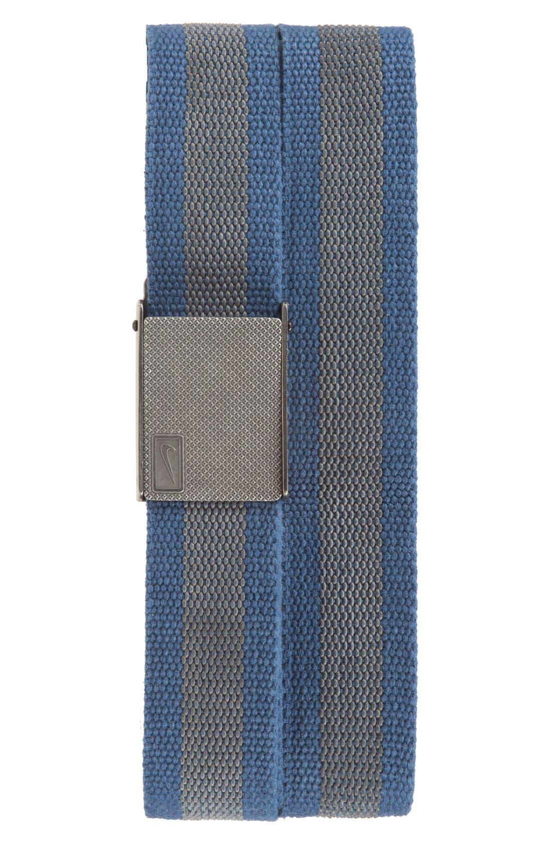 Reversible Web Belt,                             Alternate thumbnail 7, color,