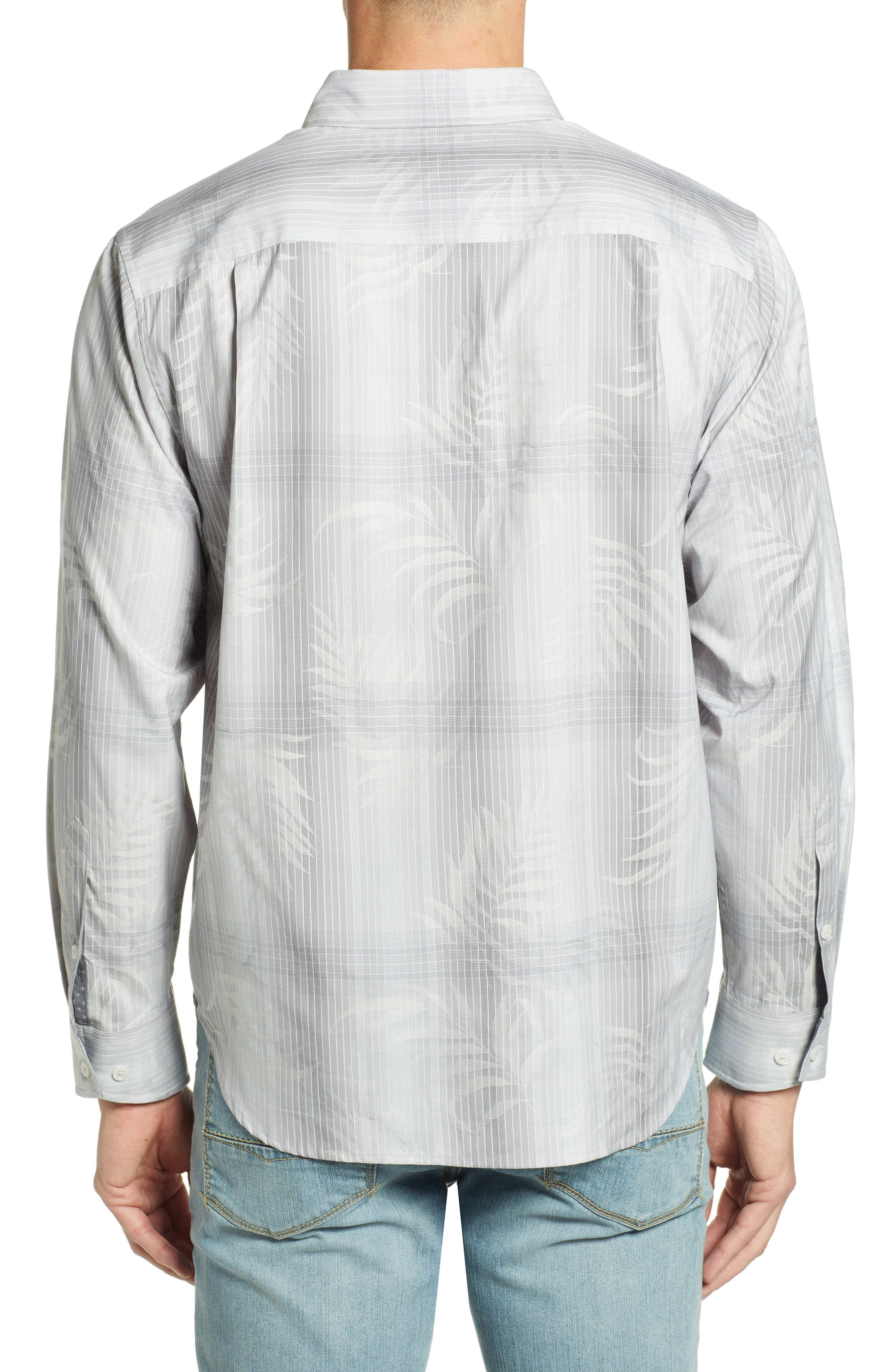 Primo Palms Classic Fit Plaid Sport Shirt,                             Alternate thumbnail 2, color,                             050