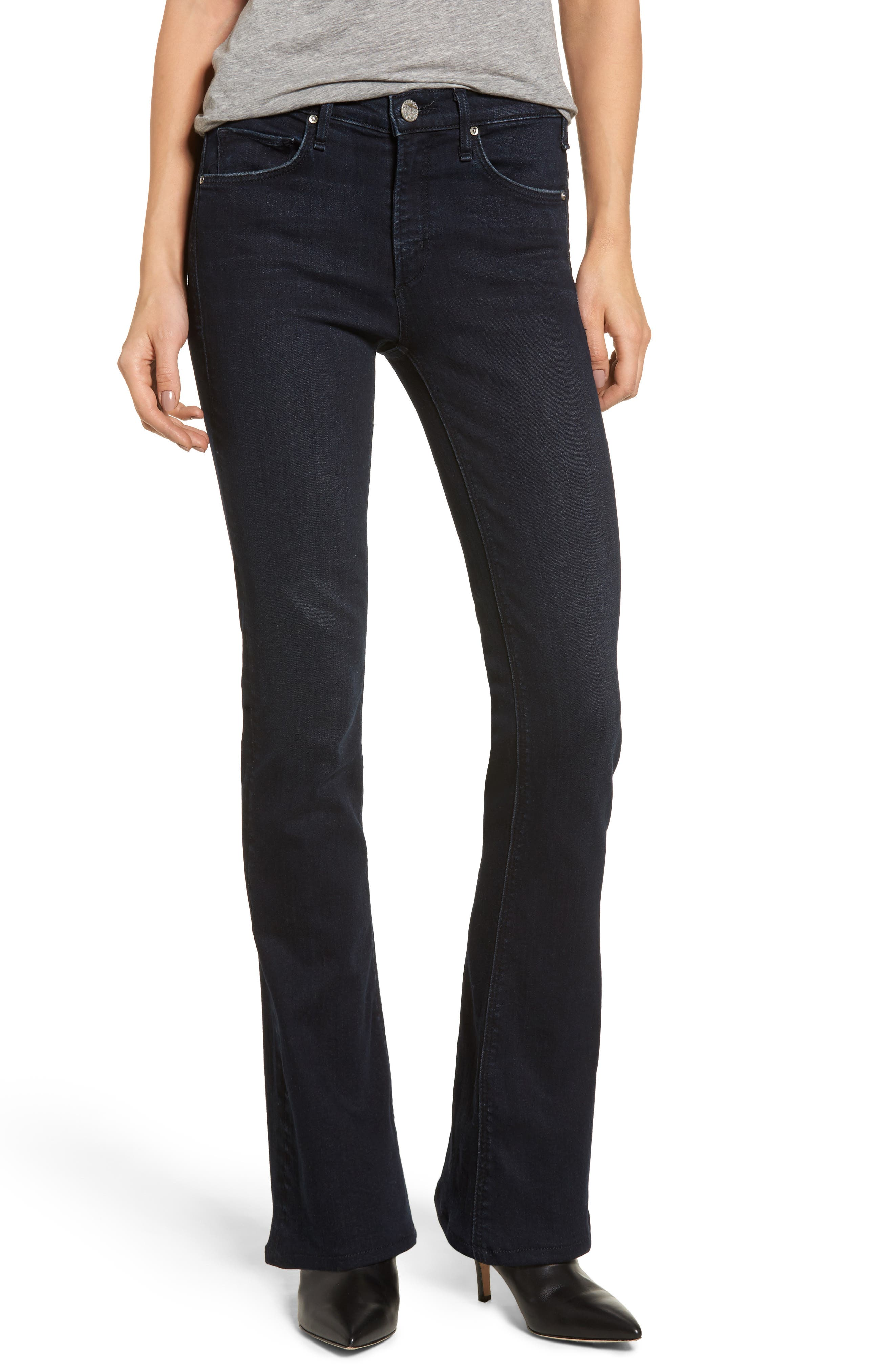 Gainsbourg Bootcut Jeans,                             Main thumbnail 1, color,