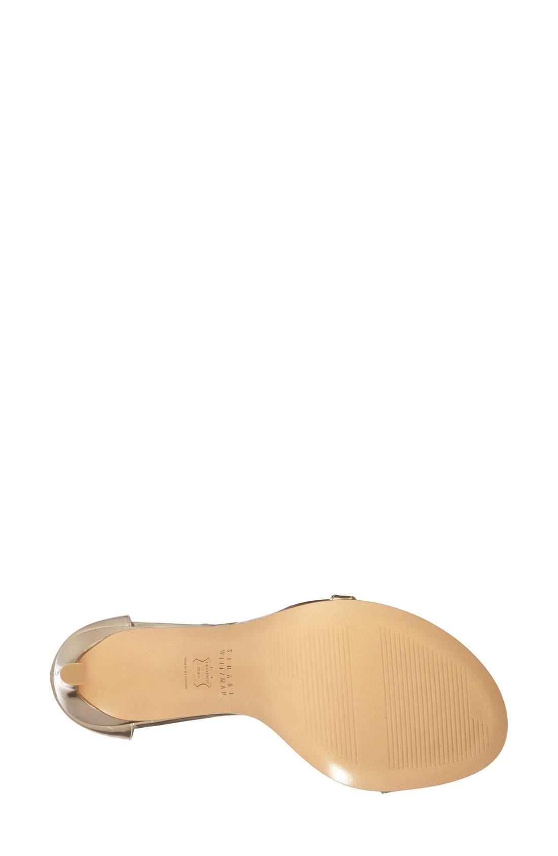 Nudistsong Ankle Strap Sandal,                             Alternate thumbnail 126, color,