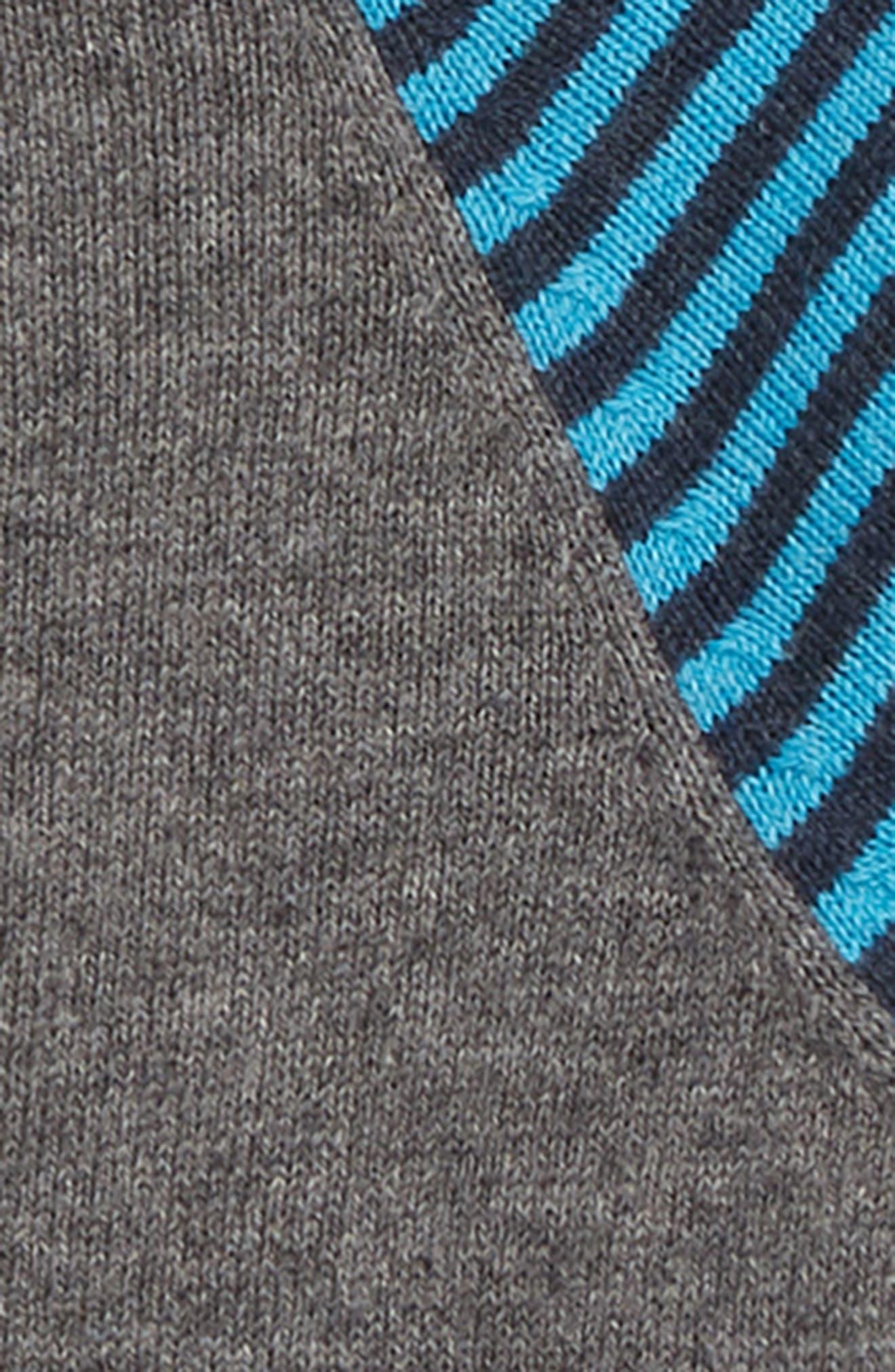 Stripe Sweater,                             Alternate thumbnail 2, color,                             024